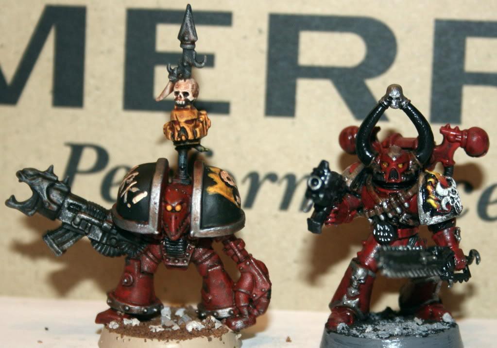 Ardboy, Chaos, Orks, Tinboy, Tinboyz