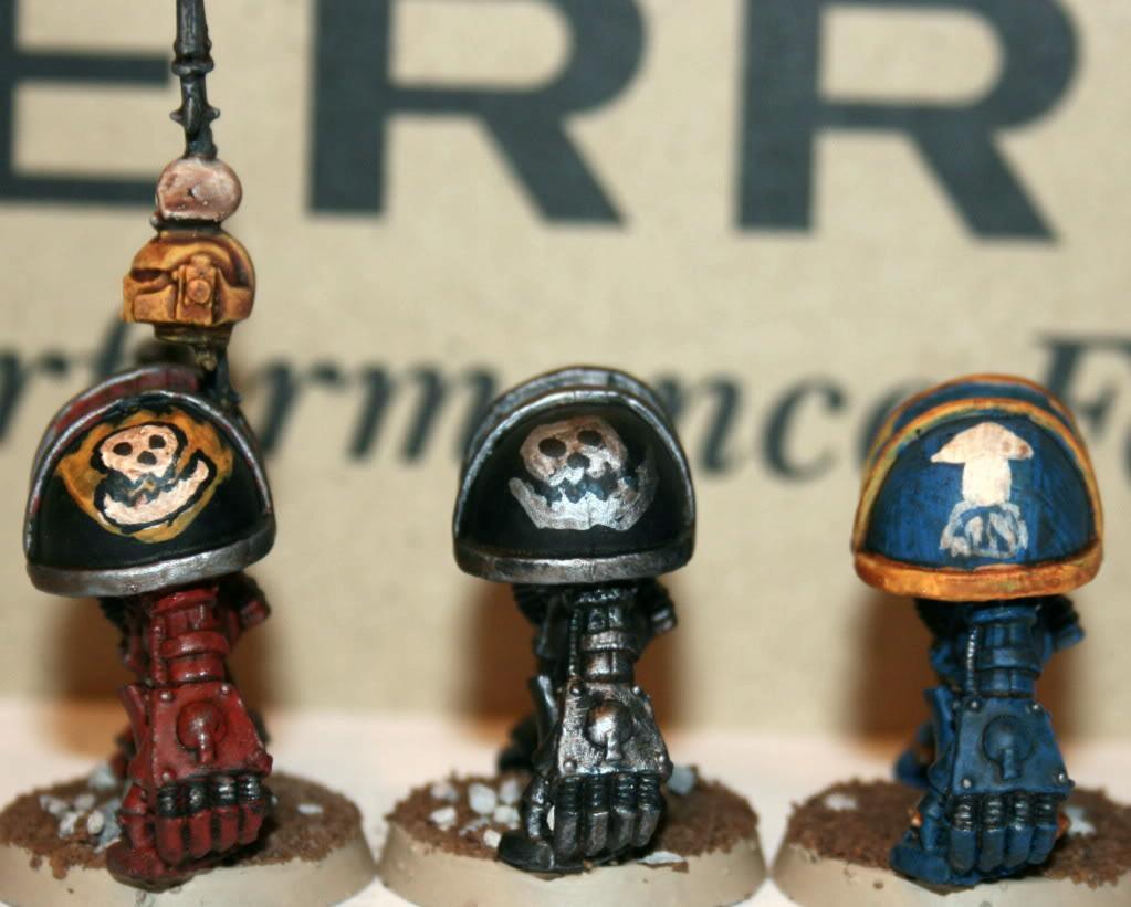 Ardboy, Orks, Tinboy, Tinboyz