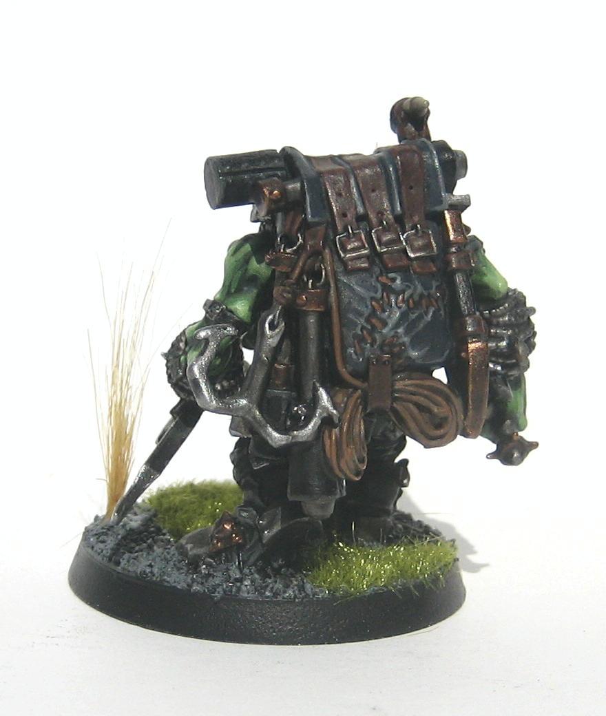 Boss Snikrot, Kommandos, Orks, Warhammer 40,000