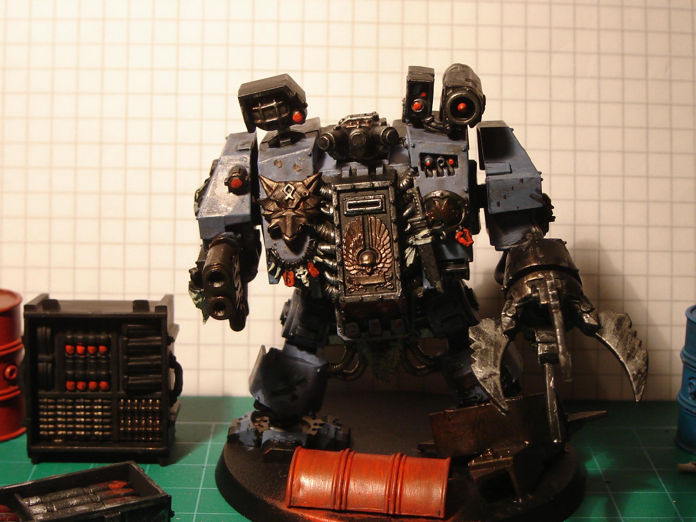 Conversion, Dreadnought, Space Wolves