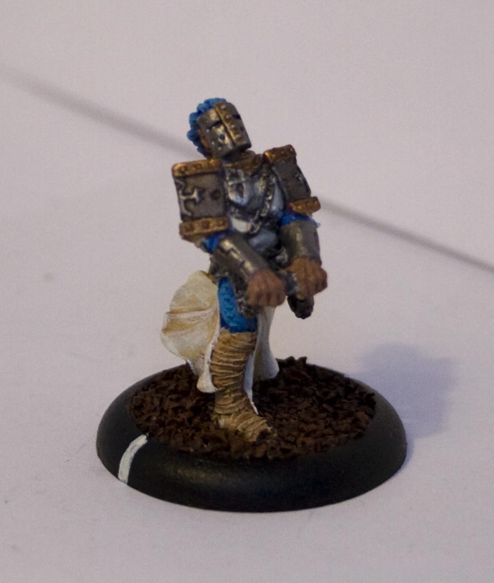 Pom, Protectorate Of Menoth, Superior, Warmachine