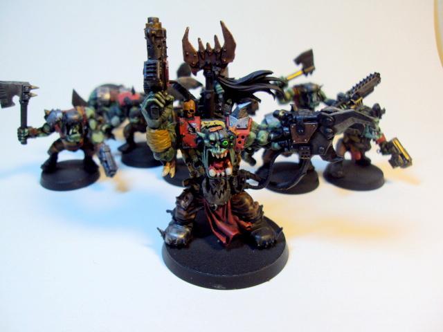 Assault On Black Reach, Black, Orks, Reach, Warboss, Warhammer 40,000, Warhammer Fantasy