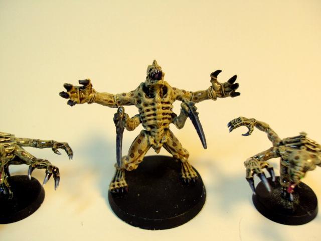 Broodlord, Genestealer, Tyranids, Warhammer 40,000