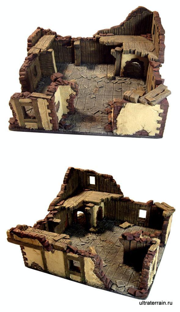 Ruins, Terrain, Warhammer Fantasy