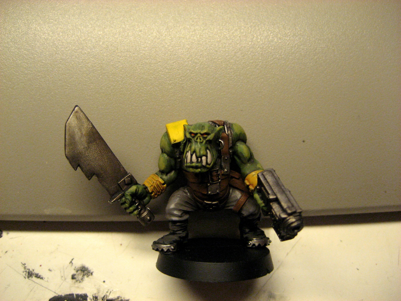Orks, Prototype ork