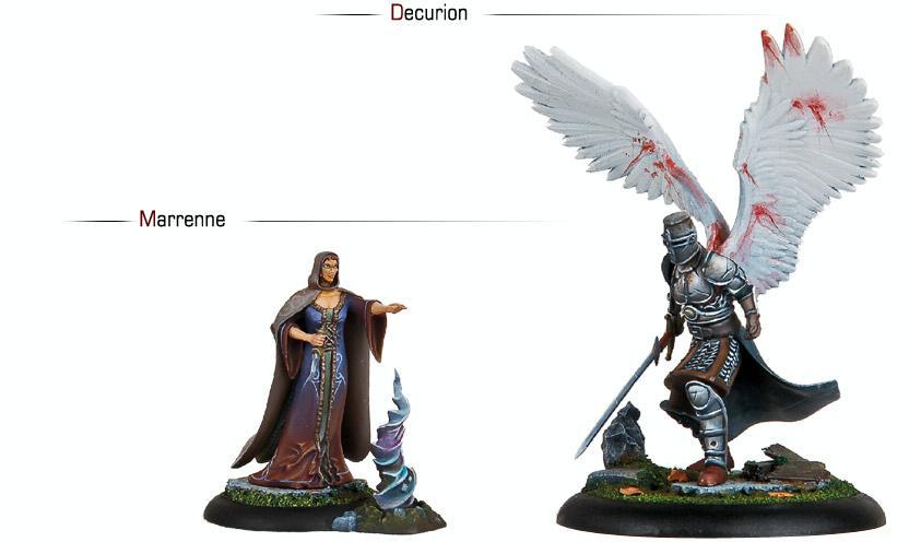 Angel, Ex Illis, Sorcerer, Winged