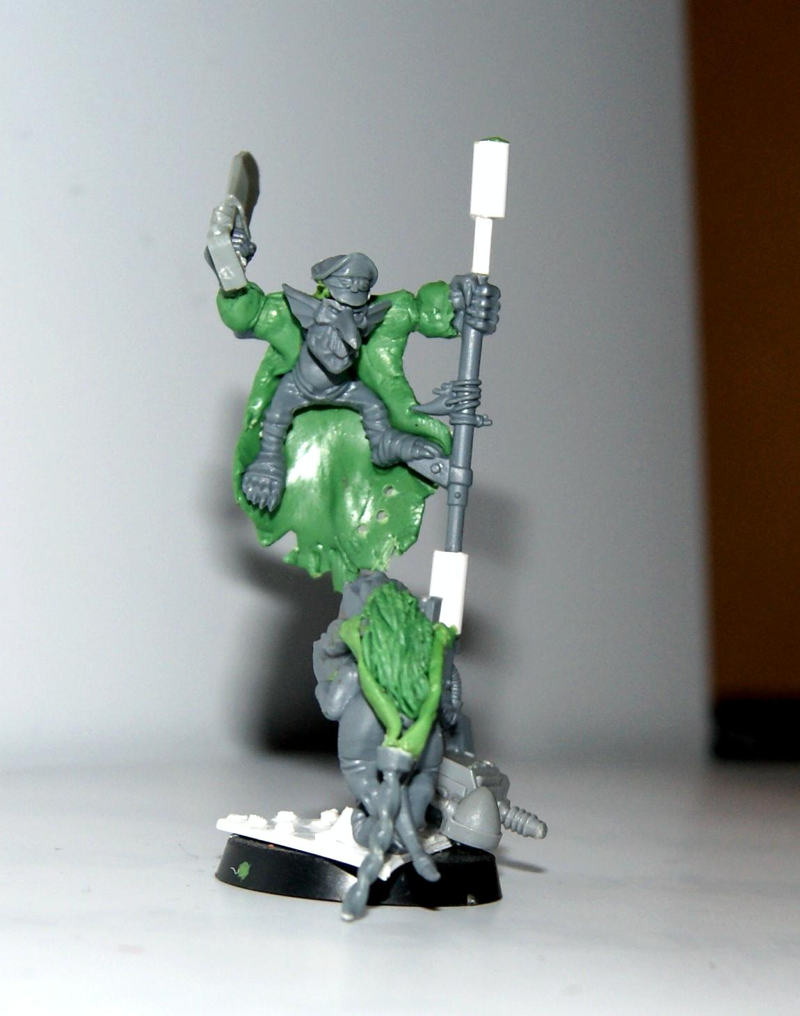 Conversion, Gretchin, Grot Rebellion, Grot Rebels, Grots, Runtherd, Warhammer 40,000