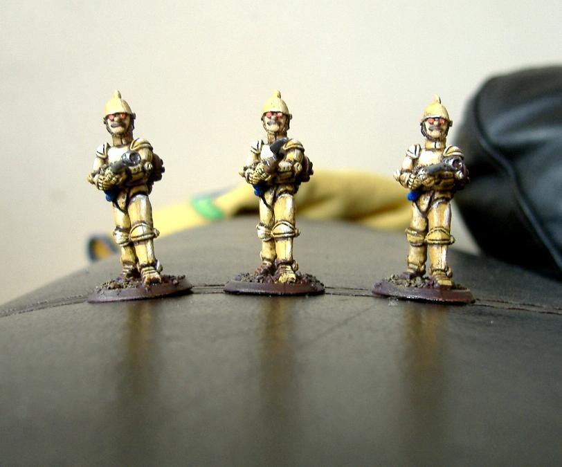 Mech, Soldiers, Steam, Vsf