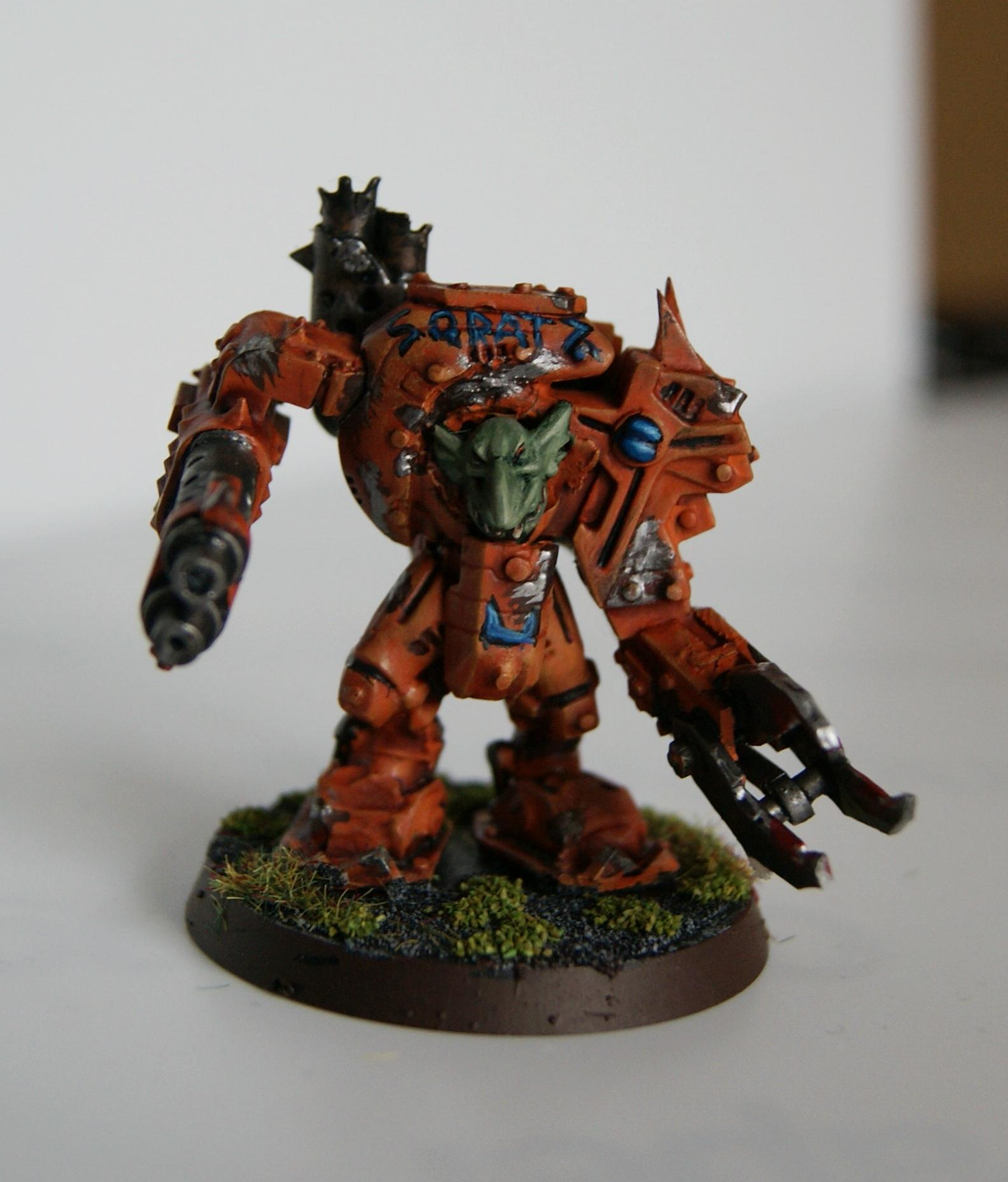 Conversion, Gretchin, Grot Rebellion, Grot Rebels, Grots, Meganob, Orks, Warhammer 40,000