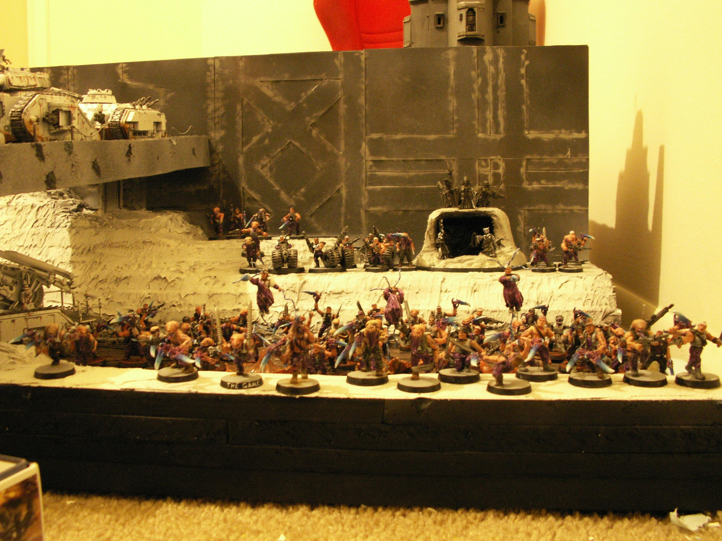 Adepticon, Adepticon 2010, Display Board, Genestealer, Genestealer Cult, Imperial Guard, Warhammer 40,000