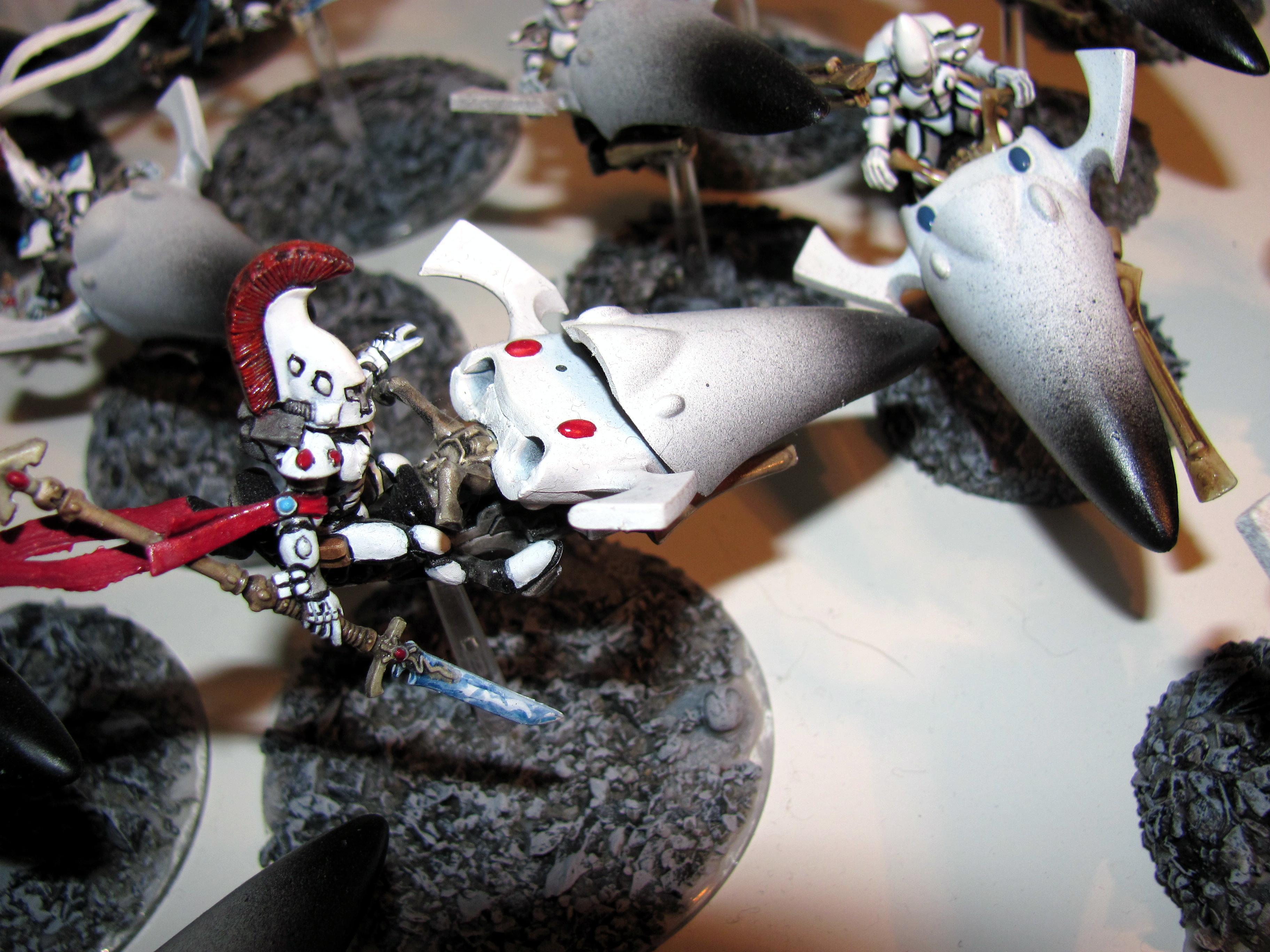 Eldar, Jetbike, Seer Council, Warhammer 40,000, Warlock