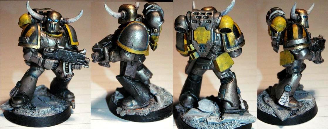 Chaos Space Marines, Iron Warriors, Warhammer 40,000