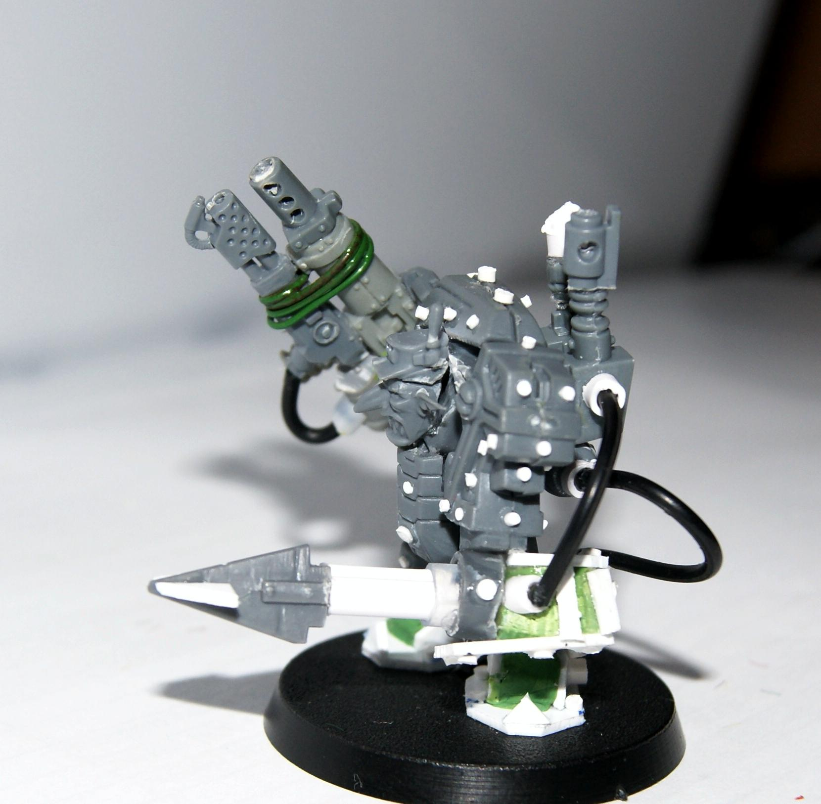 Conversion, Gretchin, Grot Rebellion, Grot Rebels, Grots, Meganob, Warhammer 40,000