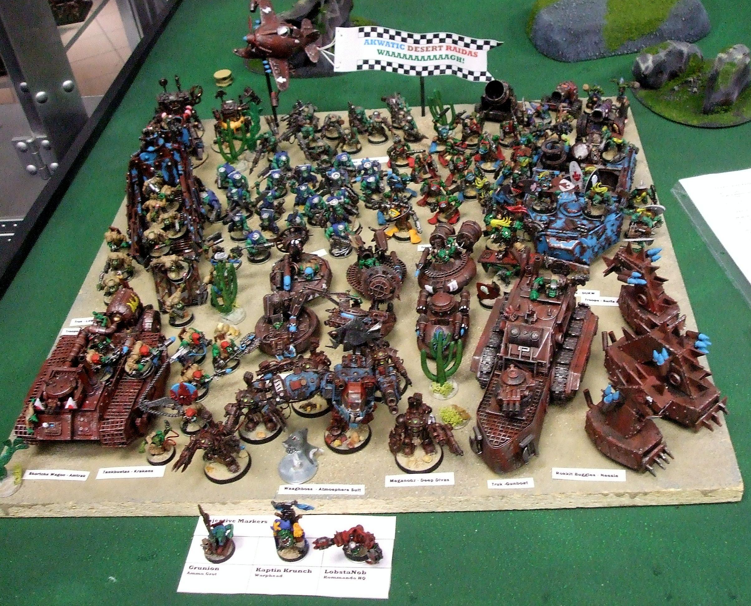 Grand Tournament, St Valentines Day Massacre