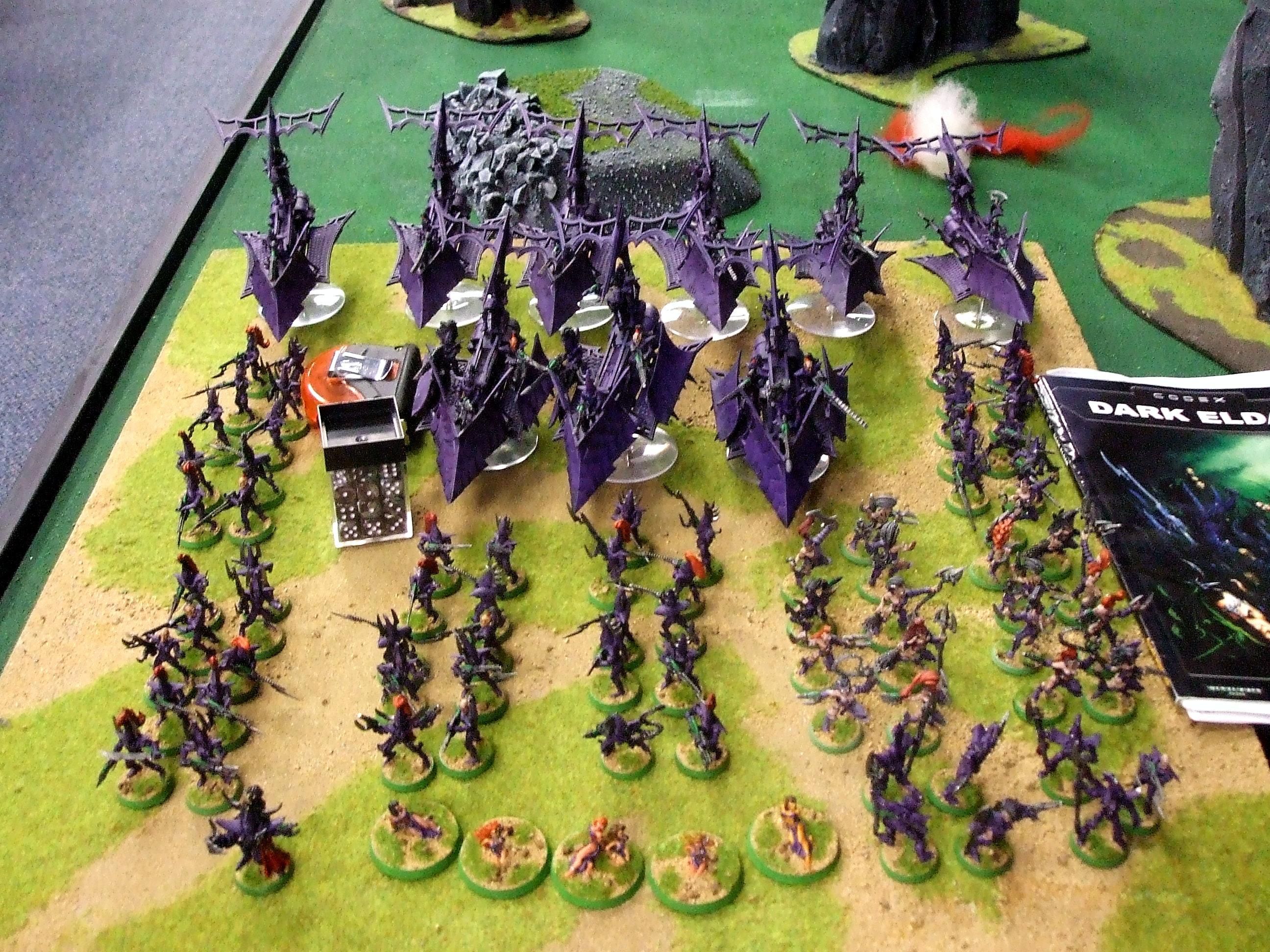 Dark Eldar, Grand Tournament, St Valentines Day Massacre