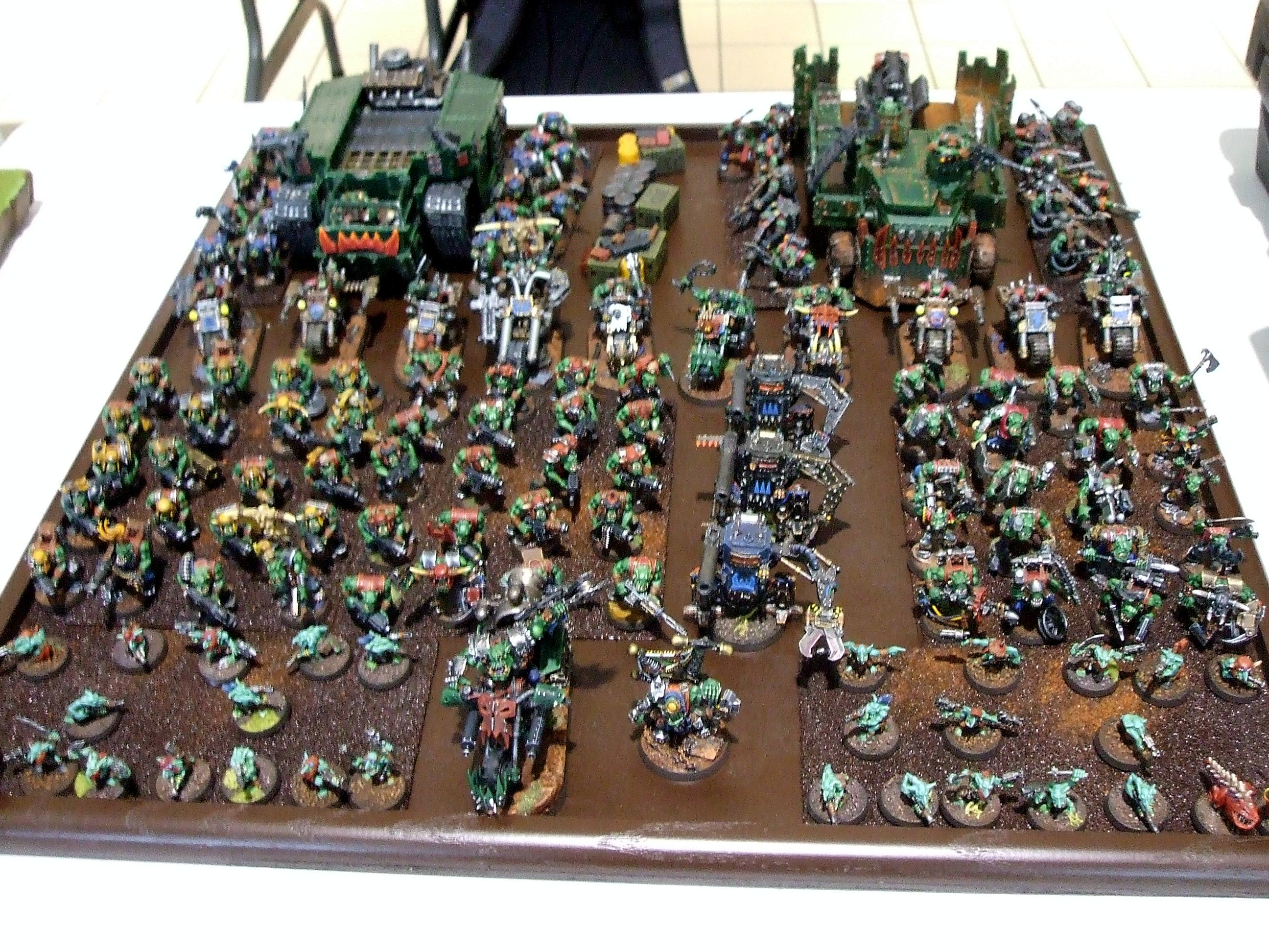 Armies On Parade, Grand Tournament, Orks, St Valentines Day Massacre, Warhammer 40,000, Whole Army
