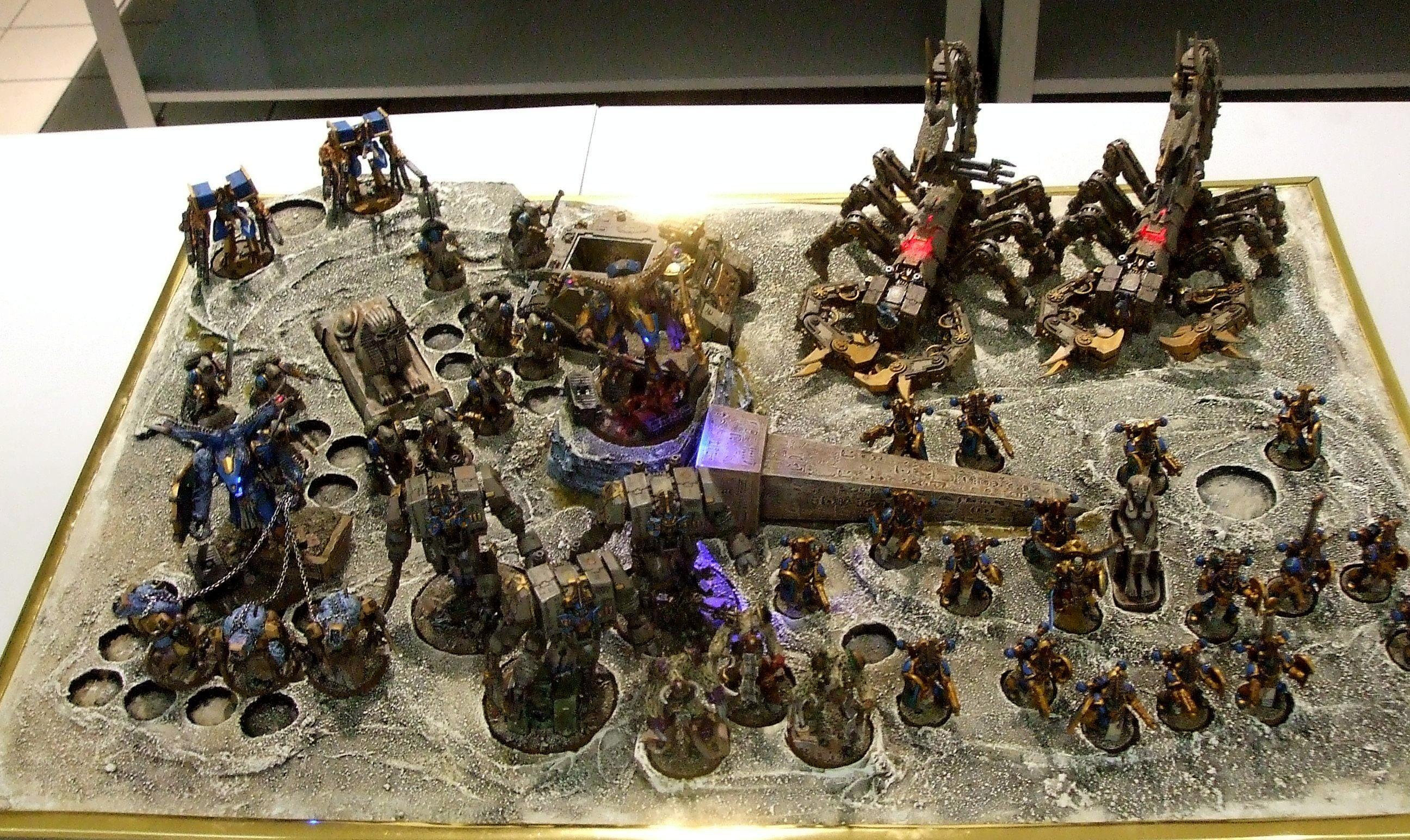 Army, Chaos Space Marines, Grand Tournament, St Valentines Day Massacre, Thousand Sons, Tzeentch