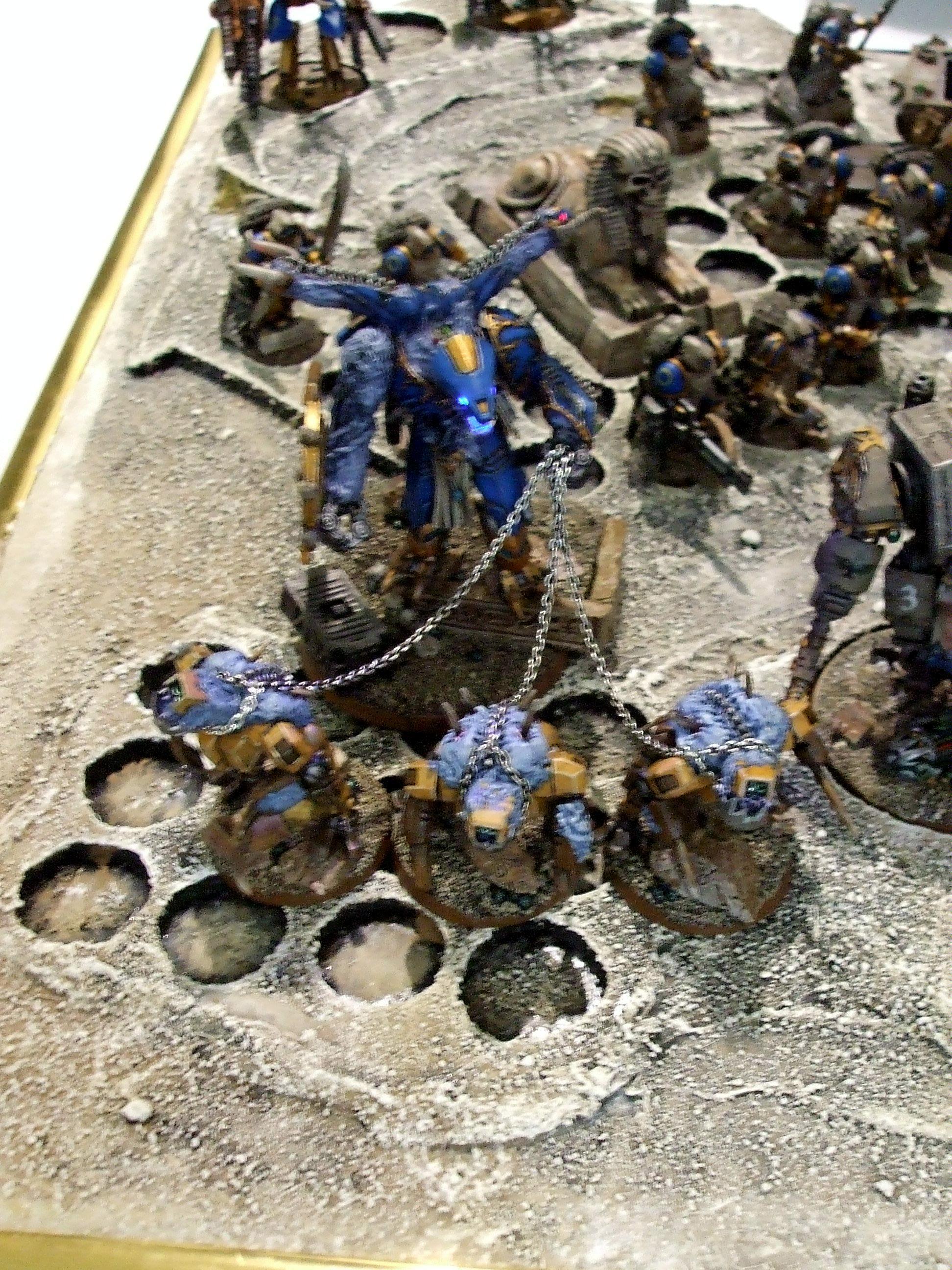 Grand Tournament, Riddic, St Valentines Day Massacre