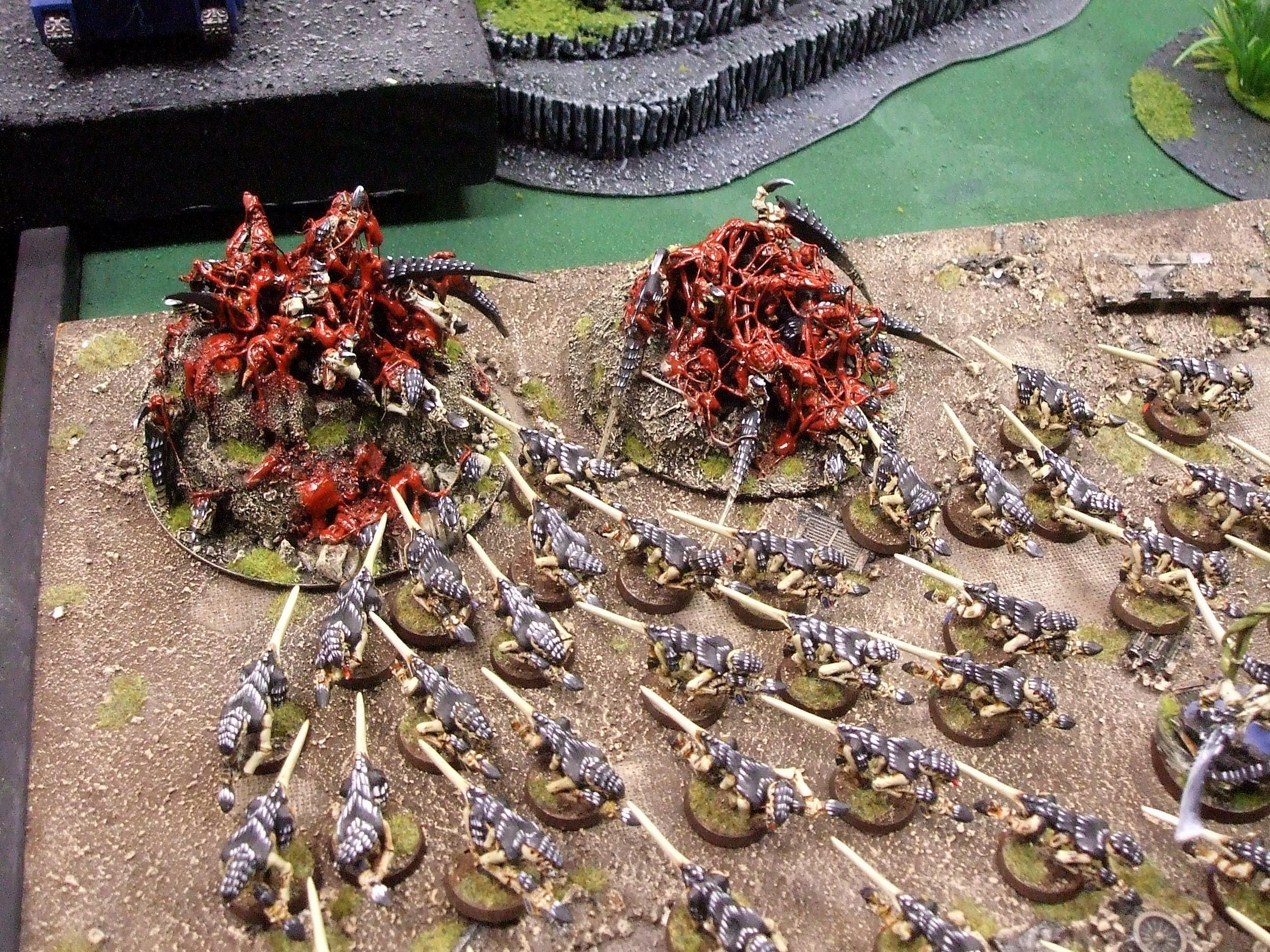 Army, Grand Tournament, Spore, St Valentines Day Massacre, Tyranids
