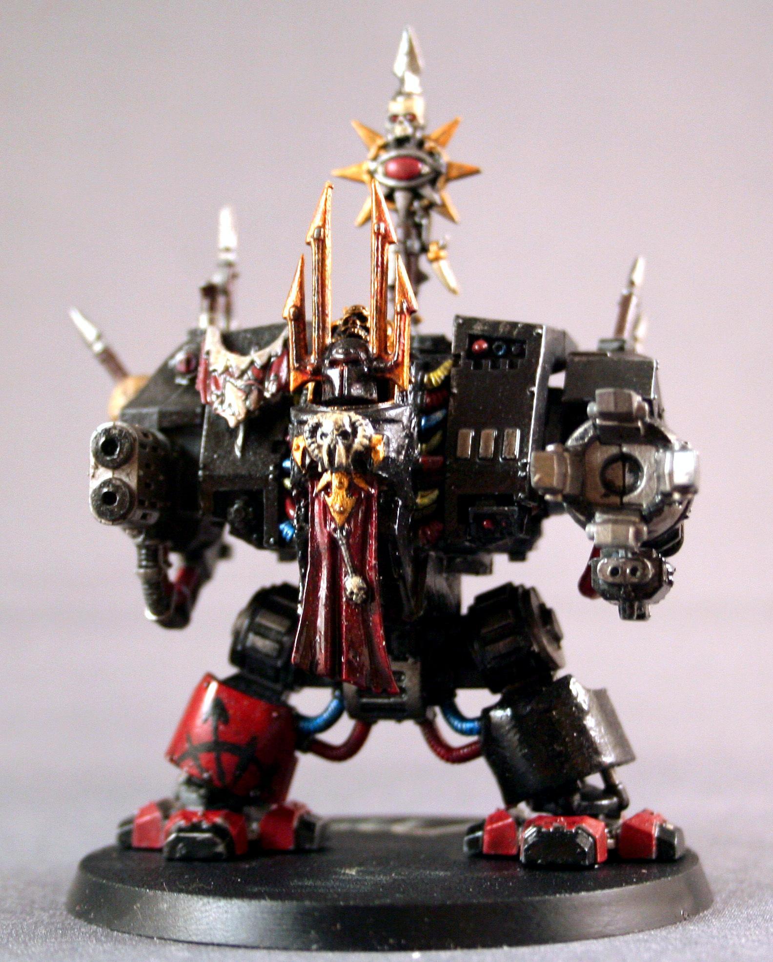 Black Legion, Chaos Space Marines, Dreadnought