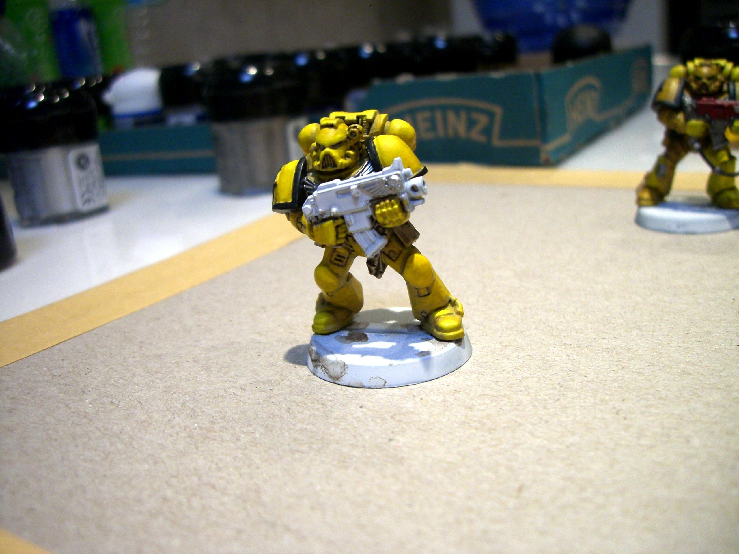 Yellow Finished