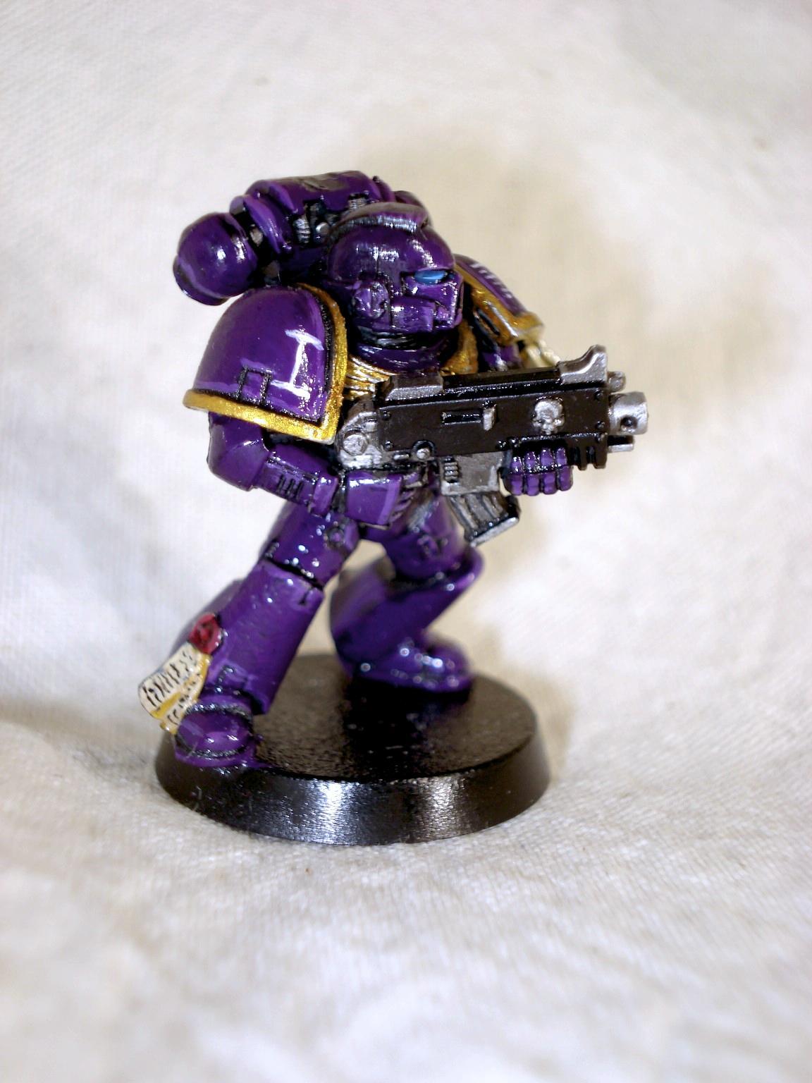 Hawk Lord Space Marine