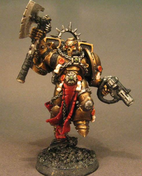 Blood Angels, Counts As, Dante, Flesh Tearers