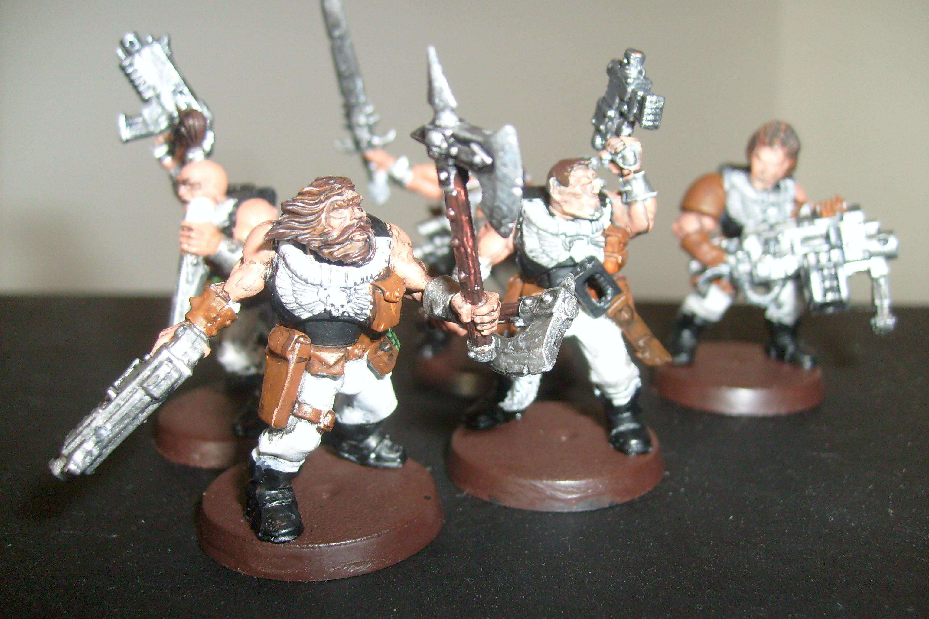 Scouts, Space Wolves, Spacewolves