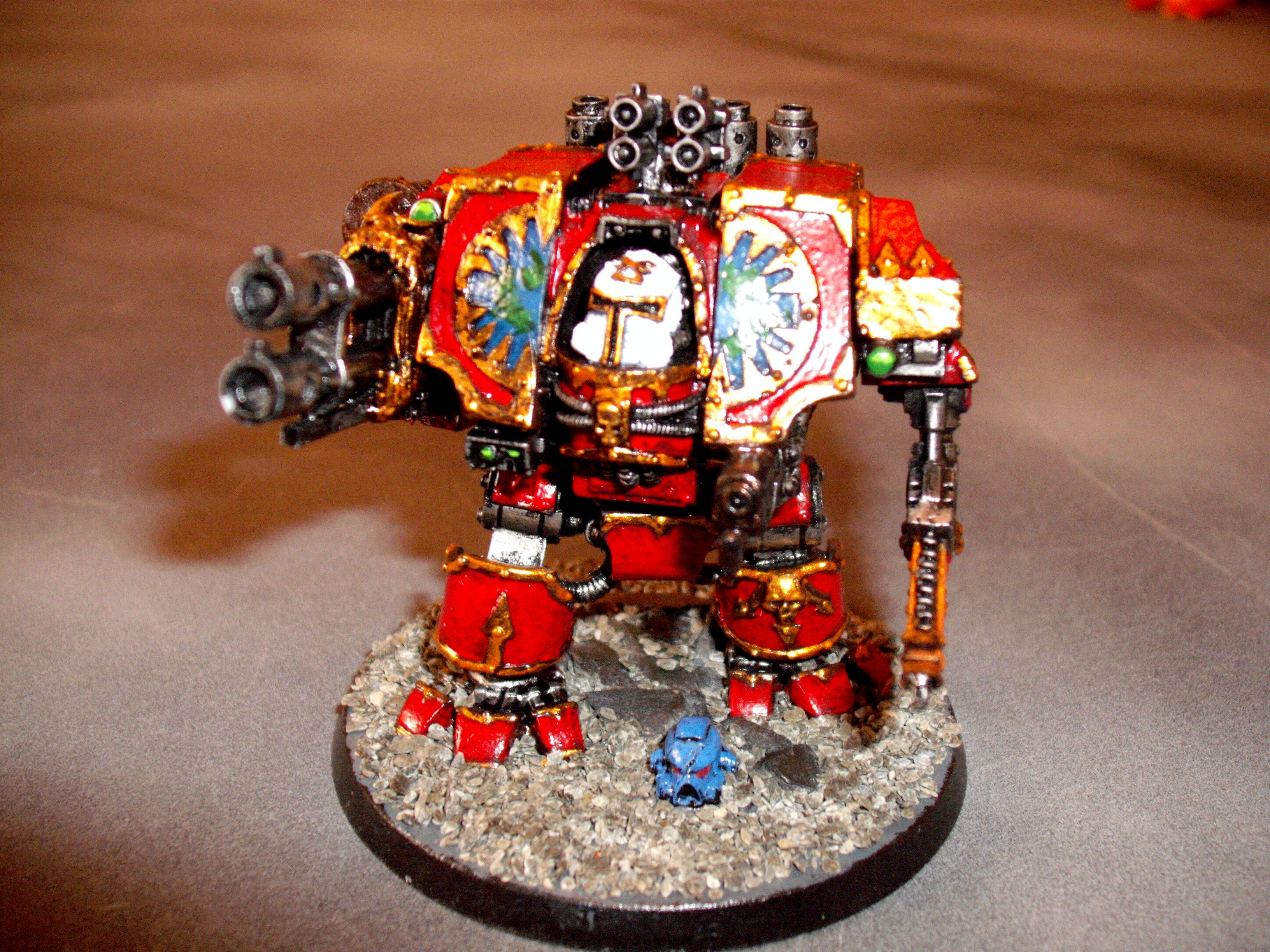 Chaos Dreadnought, World Eaters