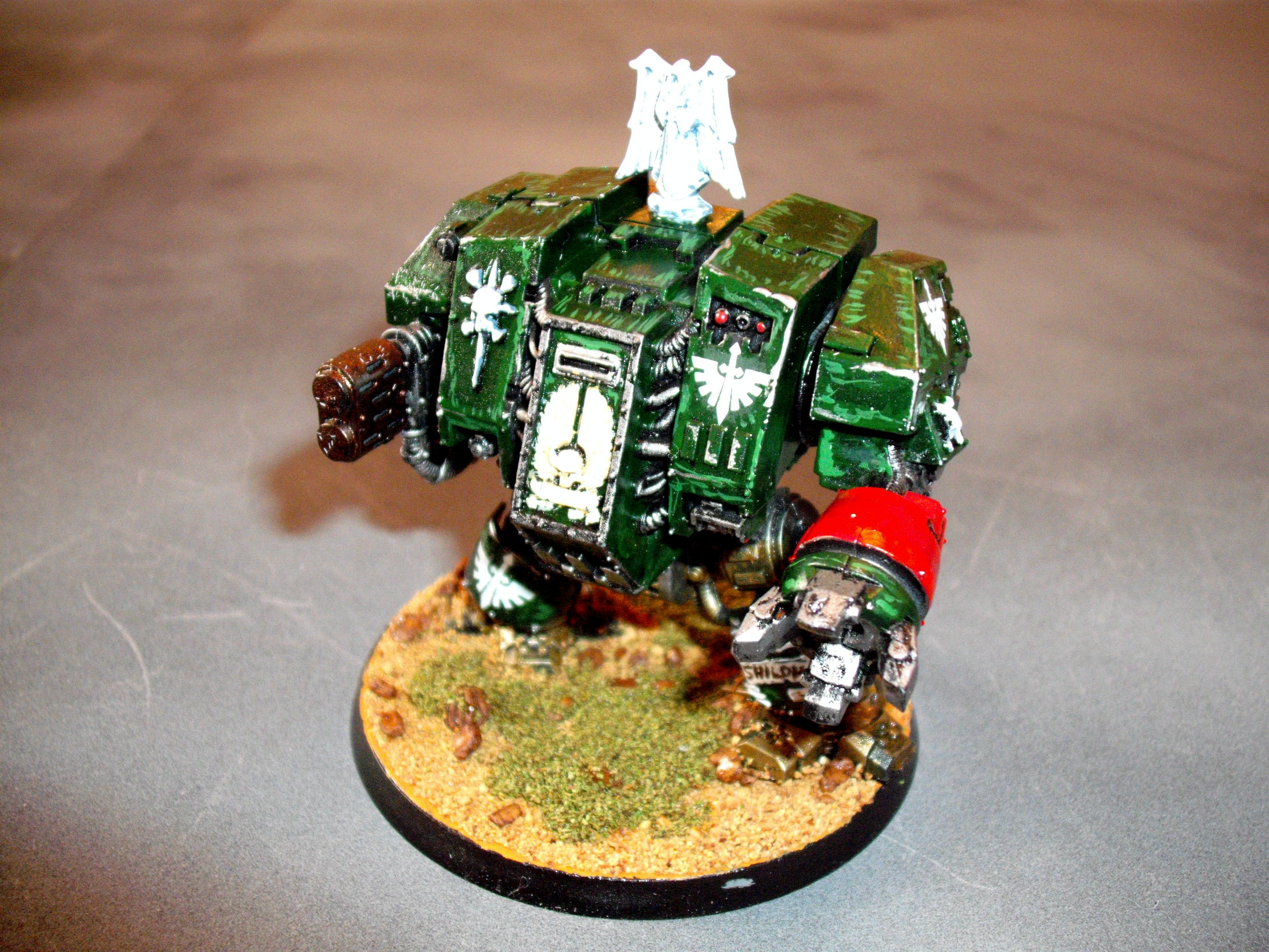 Dark Angels, Dreadnought