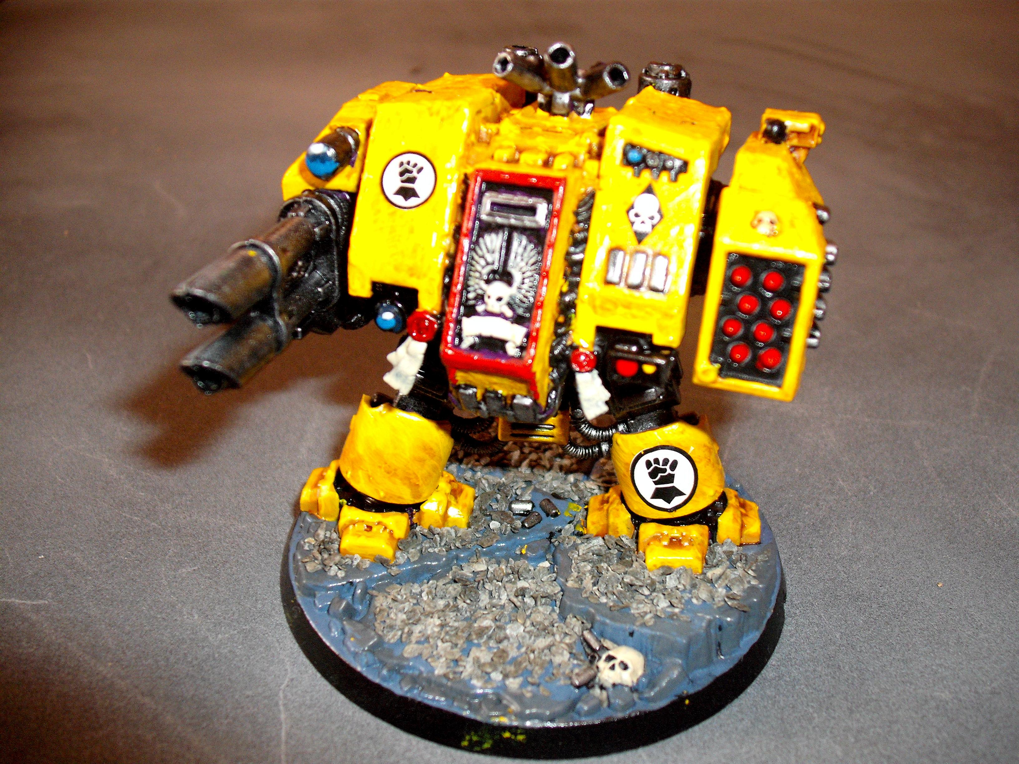 Dreadnought, Imperial Fists