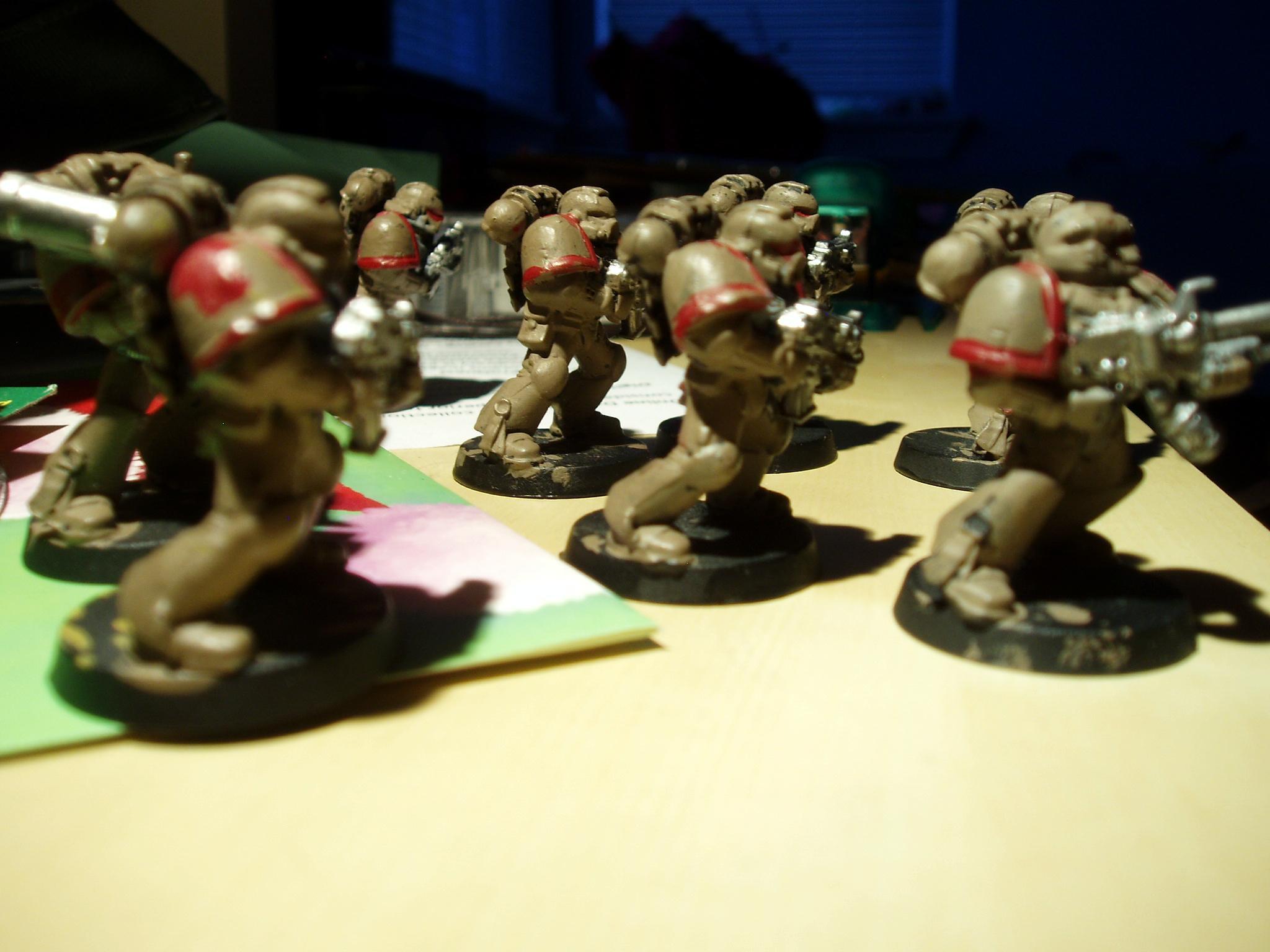 Bad Paintjob, Space Marines, Turd