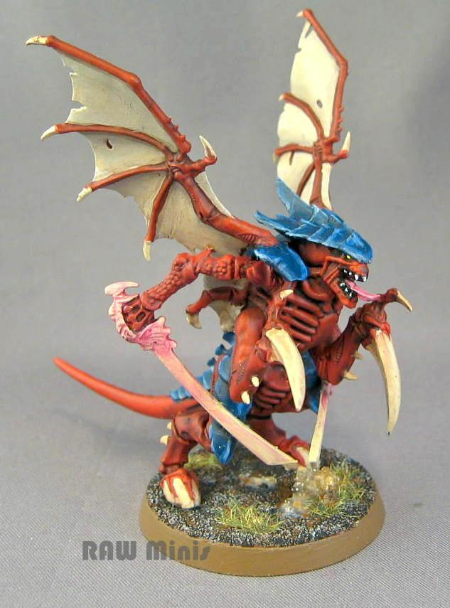Conversion, Shrike, Tyranids, Warhammer 40,000