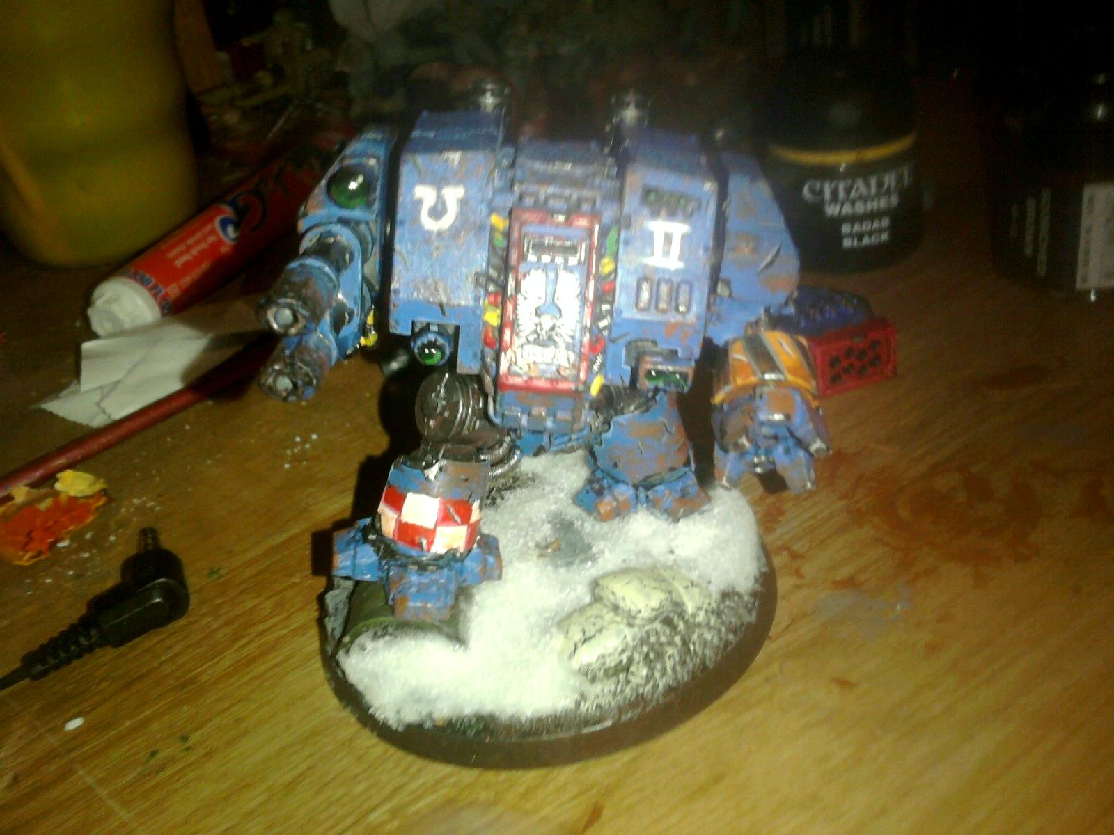 Dreadnought, Ultramarines