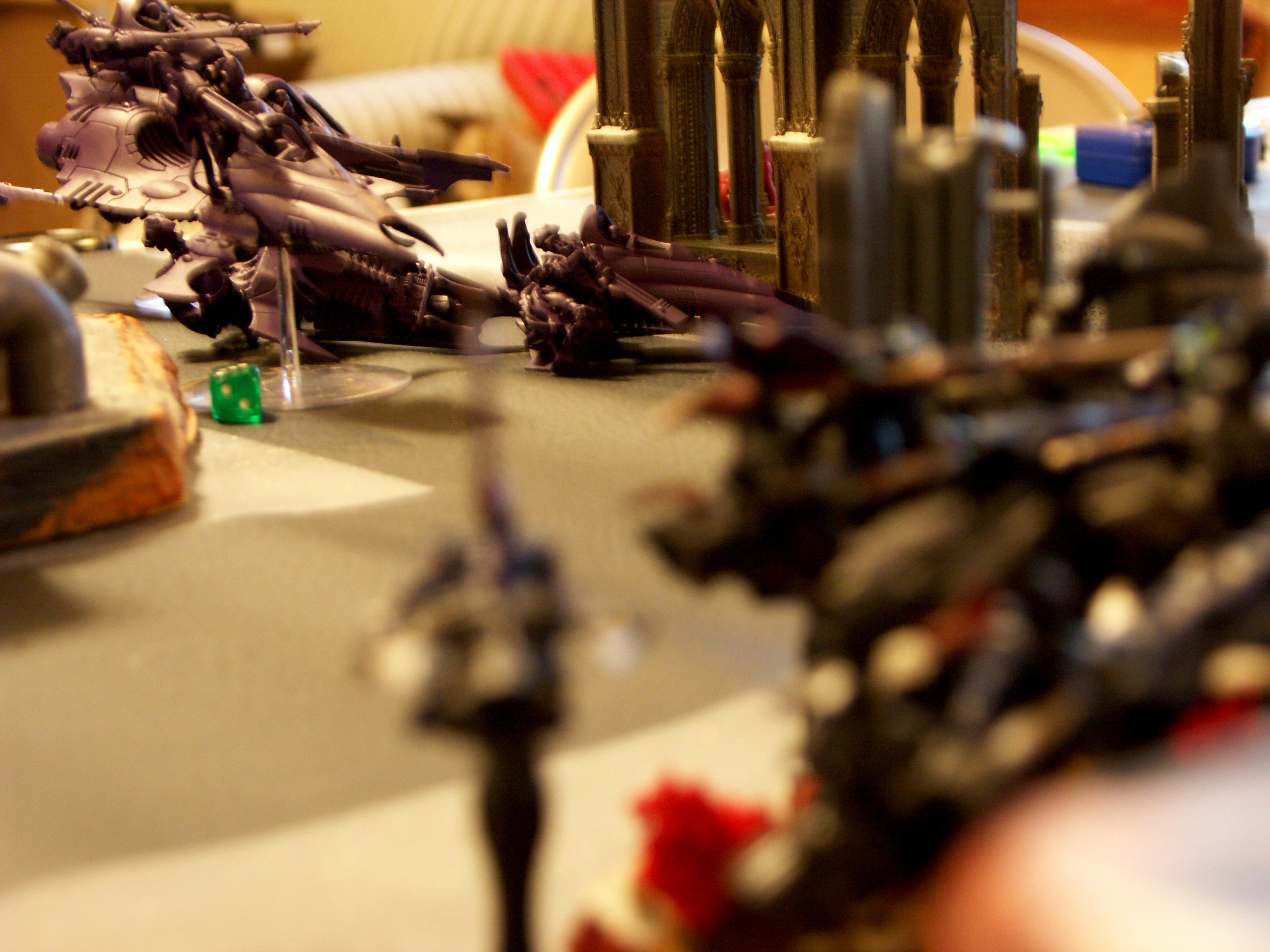 Battle Report, Dark Eldar, De, Eldar