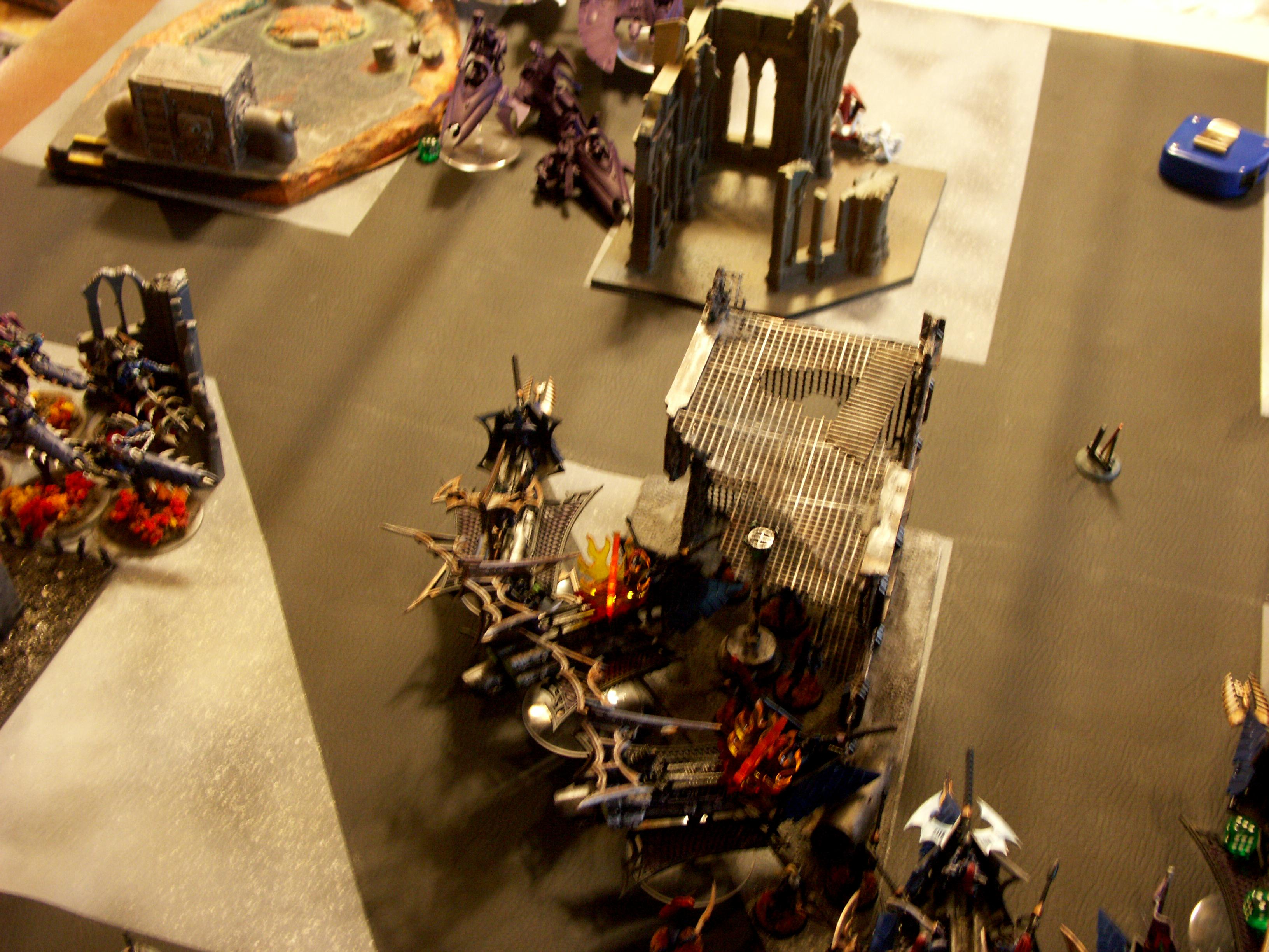Battle Report, Dark Eldar, De, Eldar