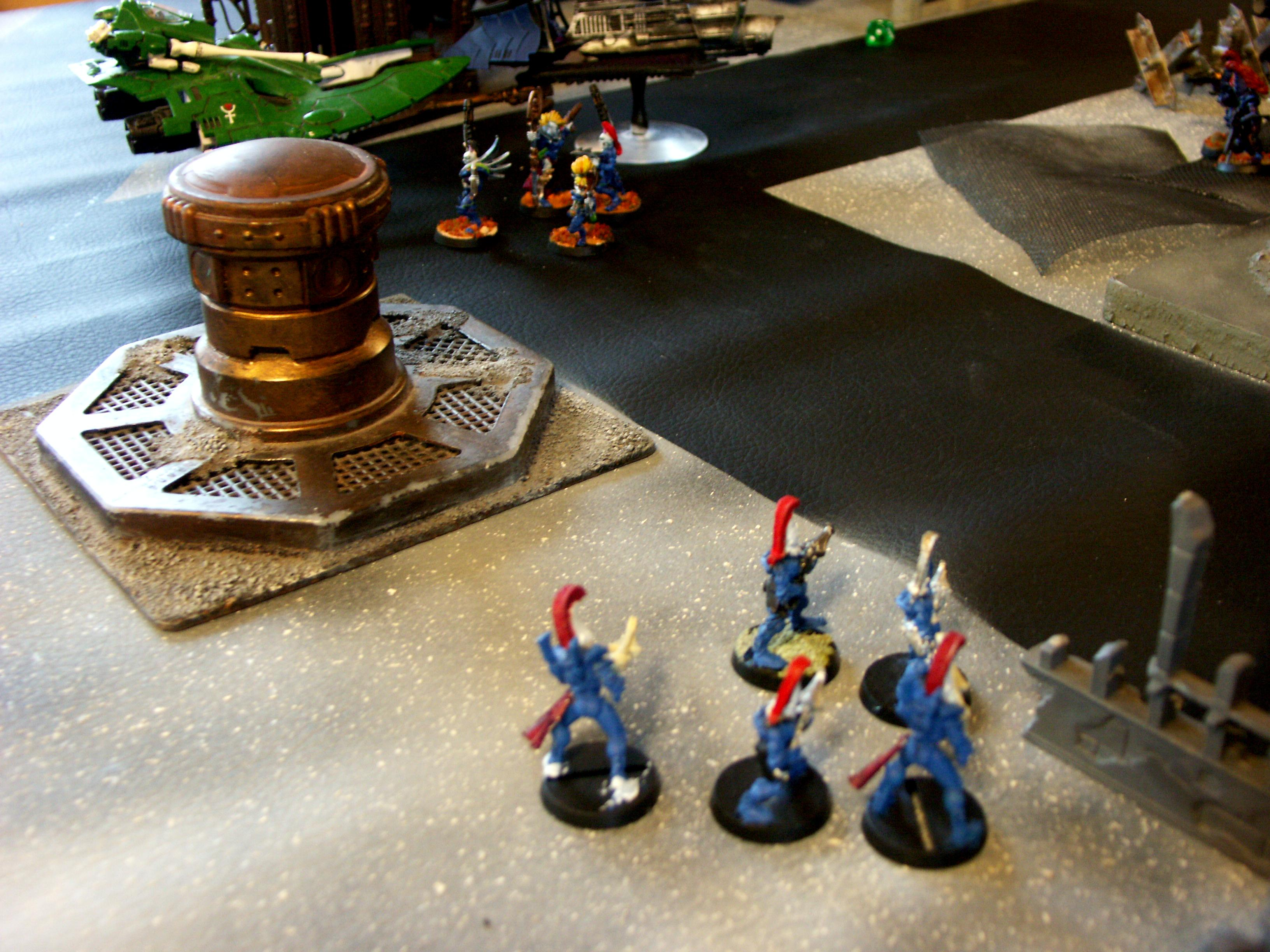 Battle Report, Dark Eldar, Eldar