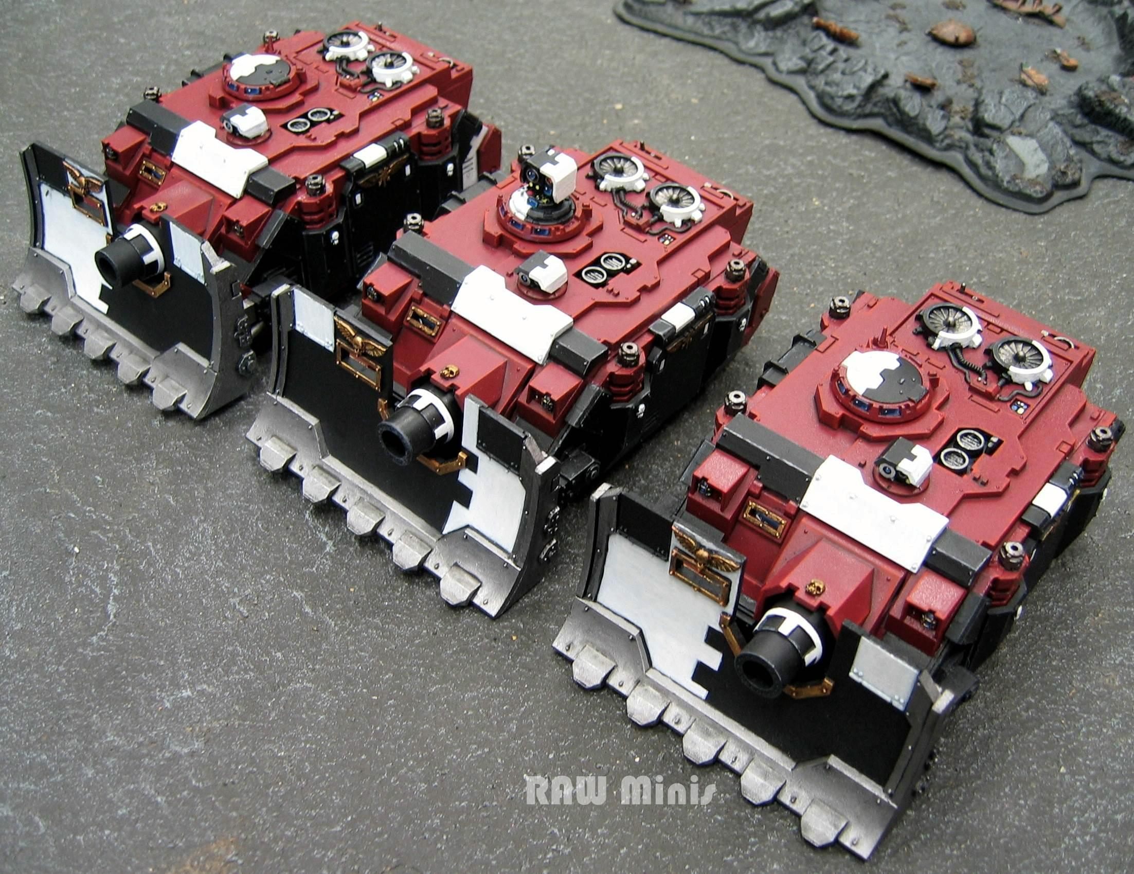 Apocalypse, Linebreaker, Space Marines, Tank, Vindicator, Warhammer 40,000