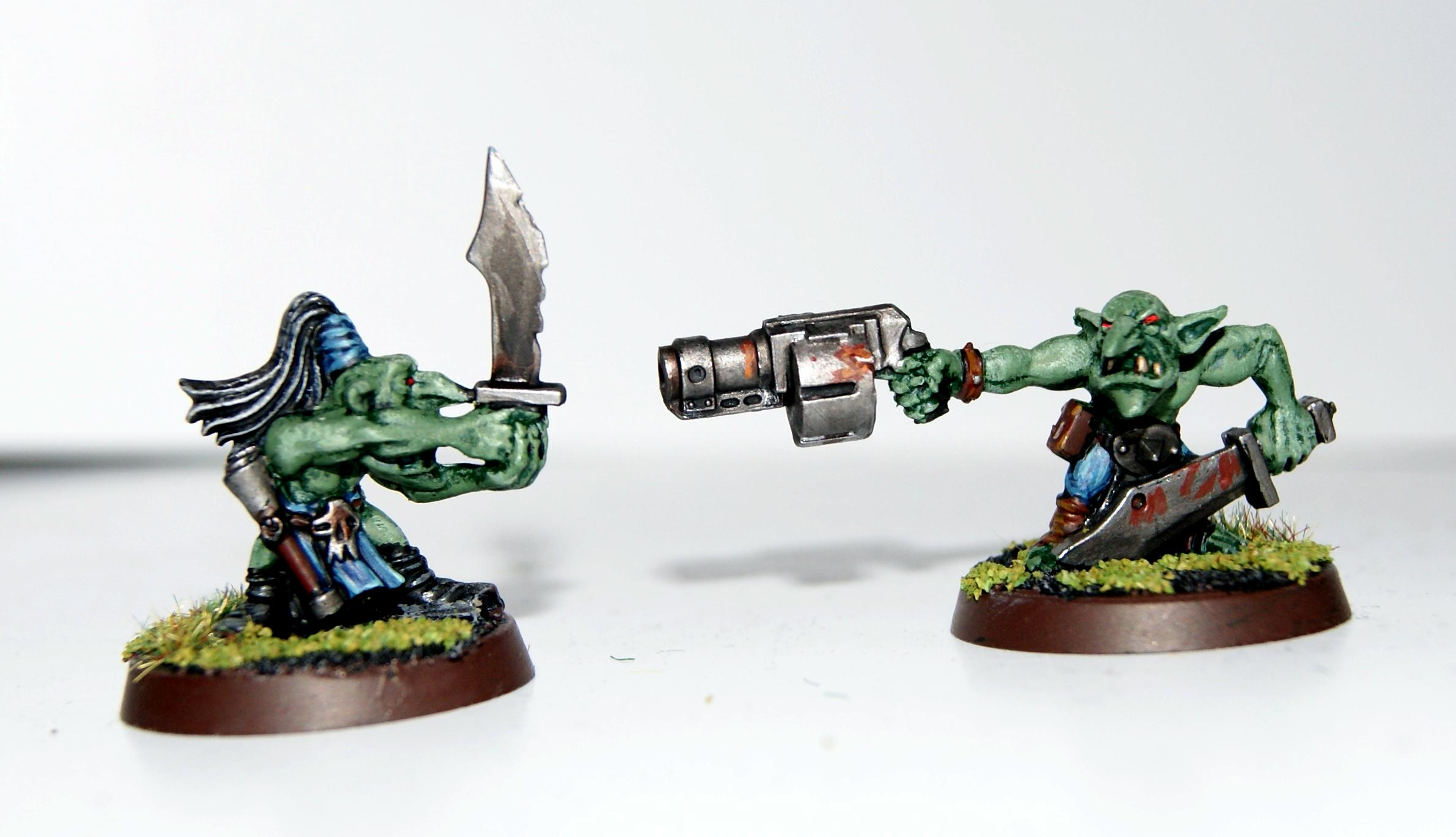 Conversion, Gretchin, Grot Rebellion, Grot Rebels, Grots, Warhammer 40,000