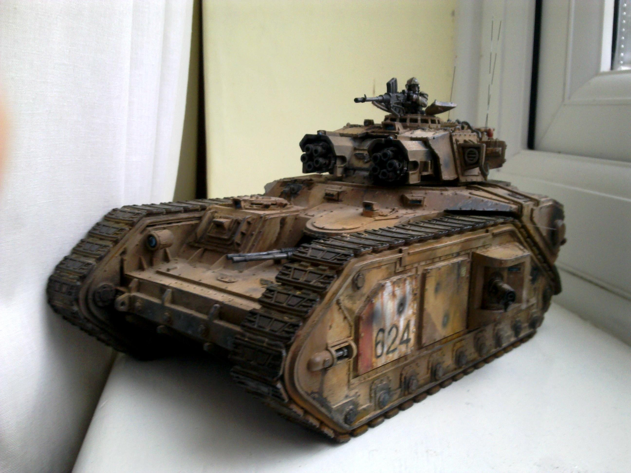 Apocalypse, Imperial Guard, Stormlord, Super-heavy, Tank, Warhammer 40,000, Weathered