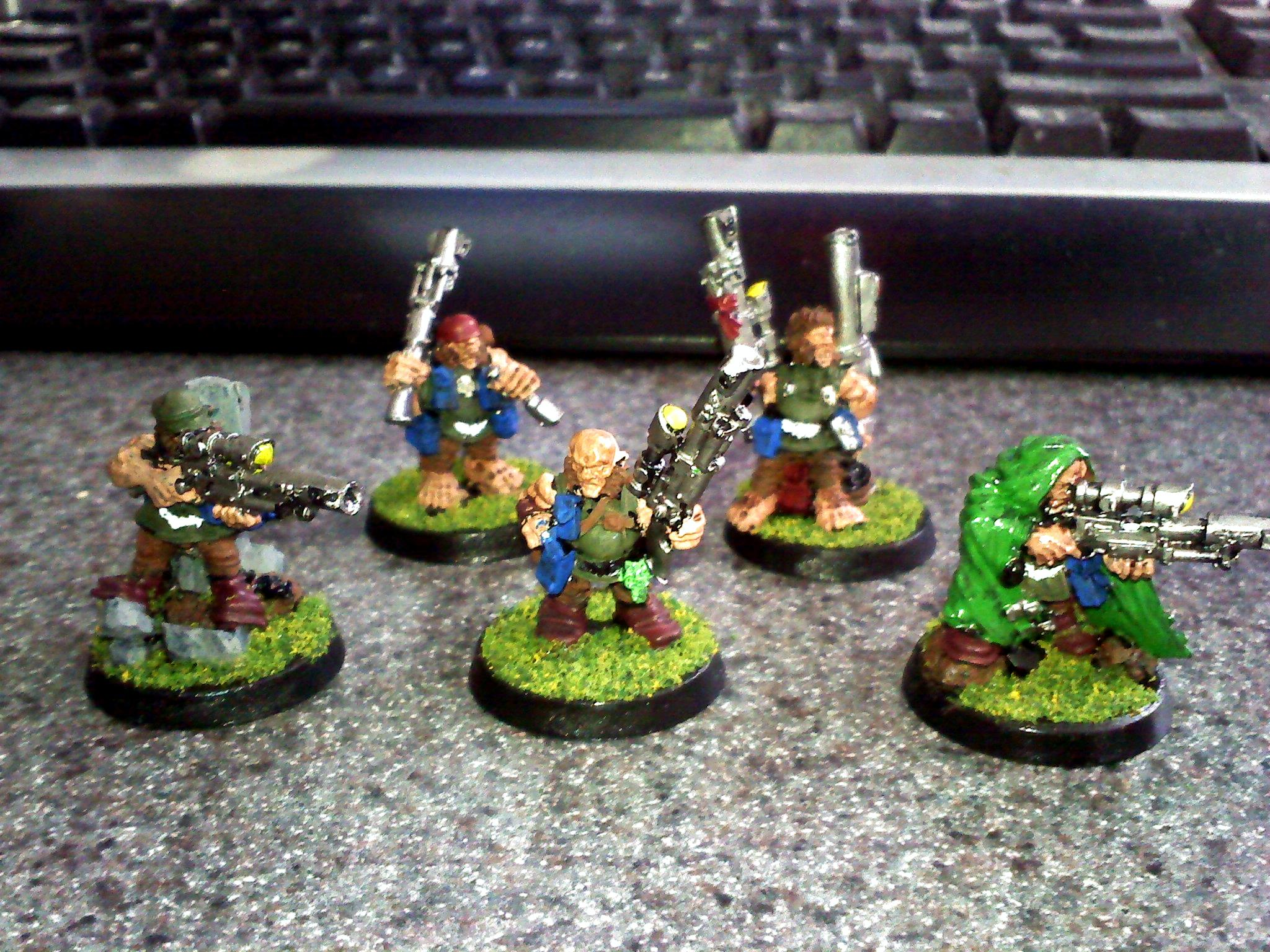 Imperial Guard, Ratlings, Sniper Rifle, Snipers, Warhammer 40,000