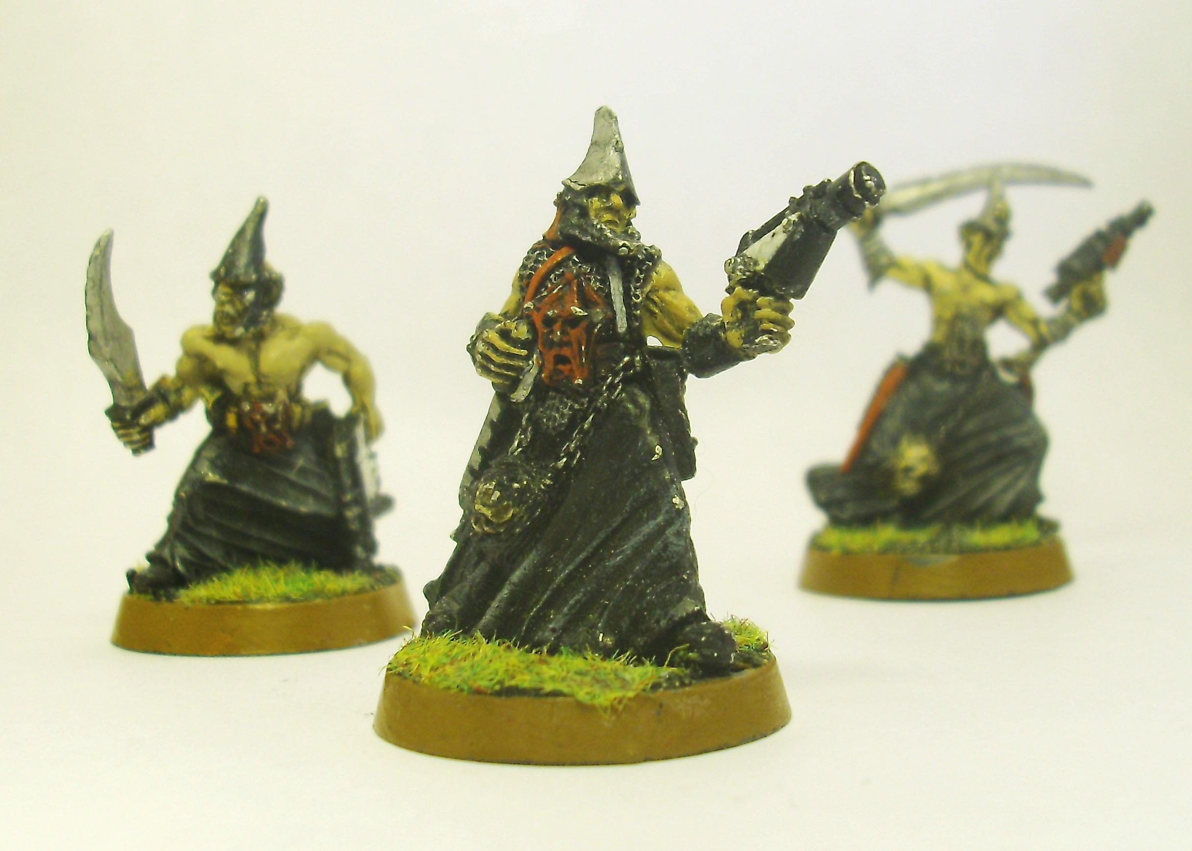 Cultists that will be making an appearance in our RPG games