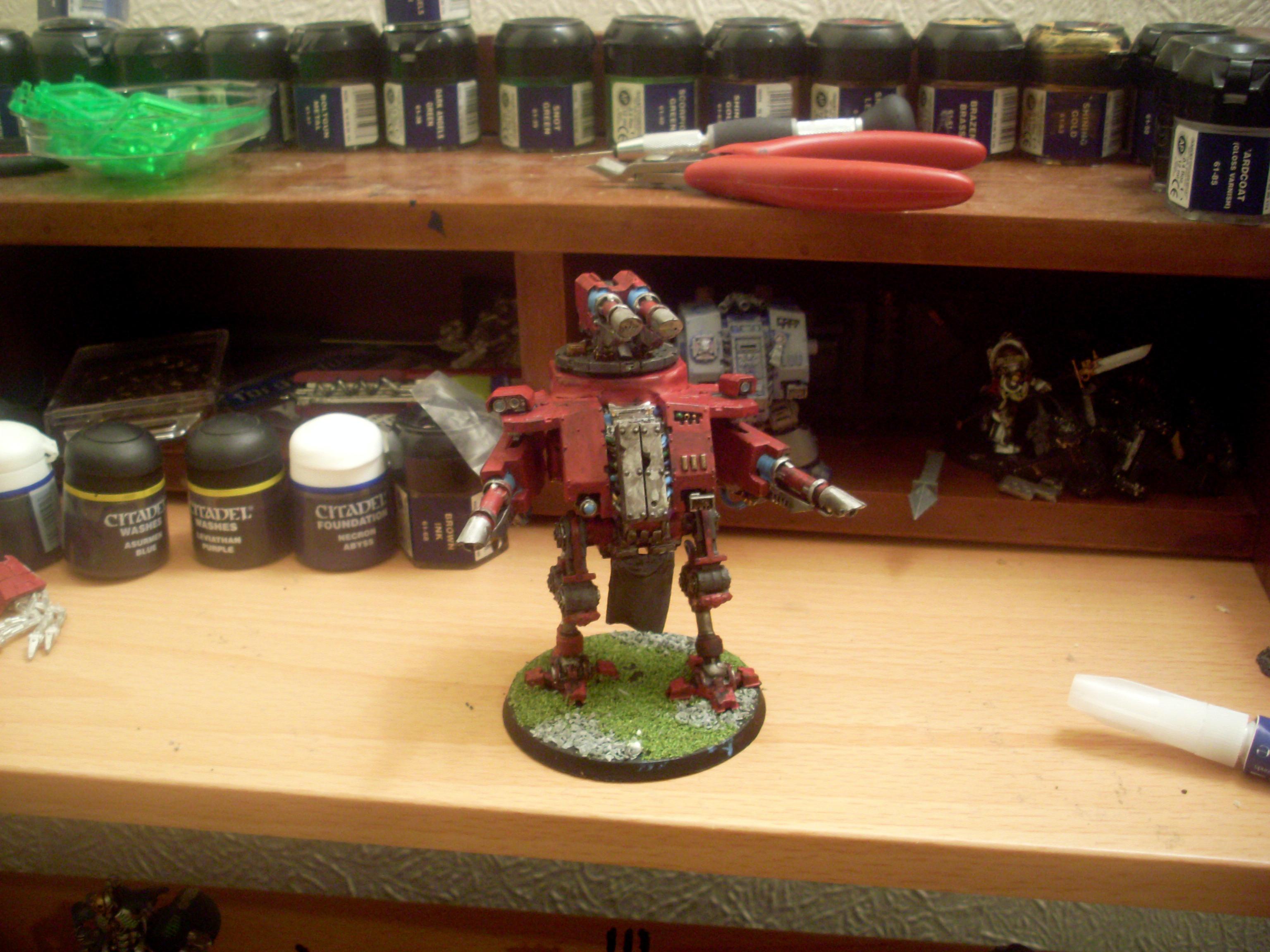 Mechanicus, Predetor
