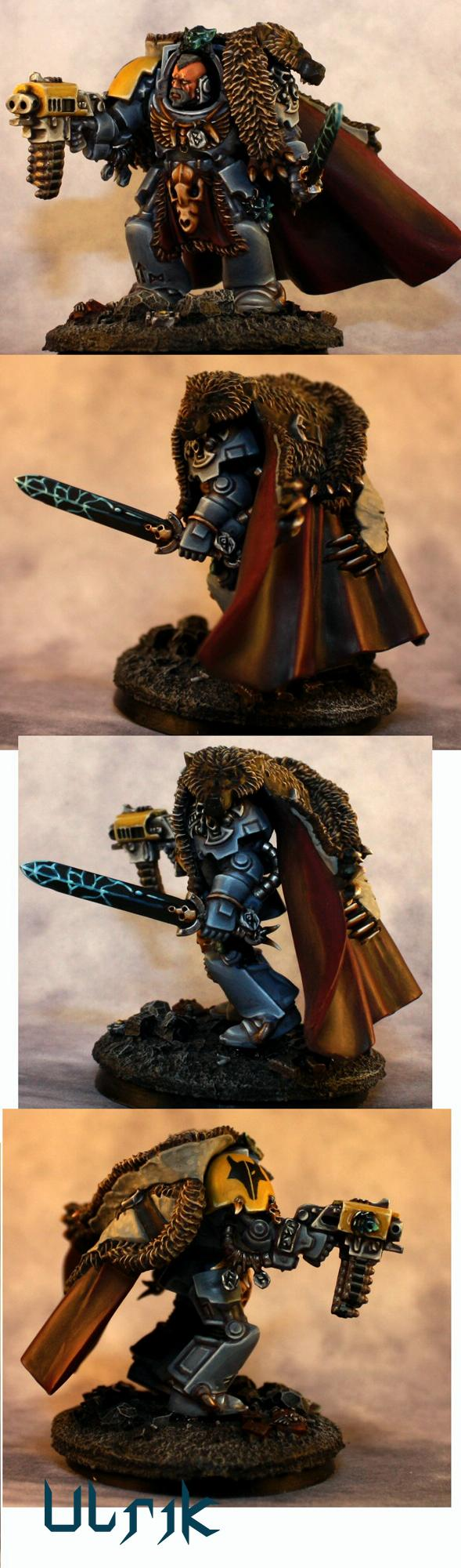 Master, Pro, Professional, Space Wolves, Terminator Armor, Wolf, Wolves