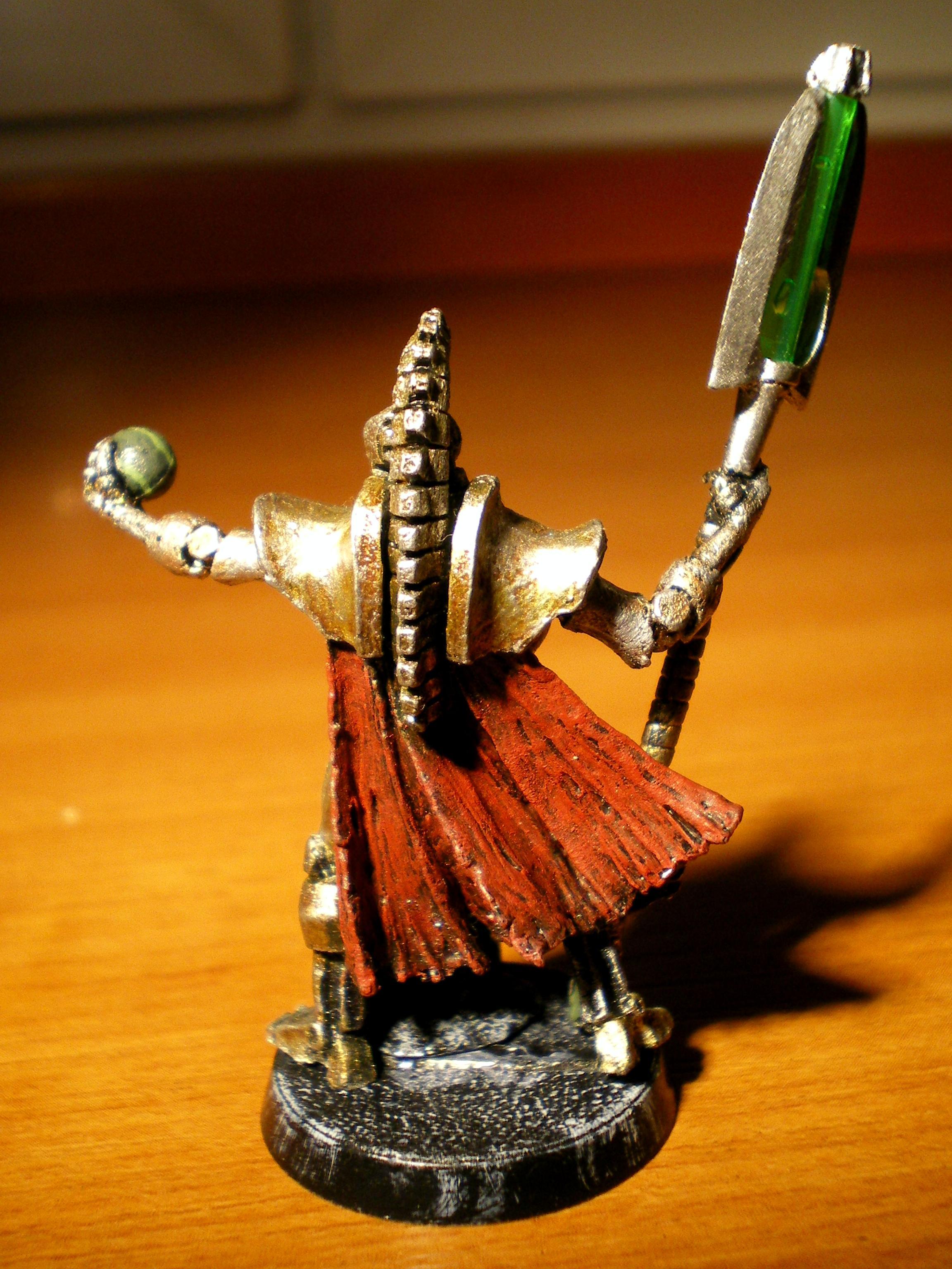 Necron Warrior, Necrons