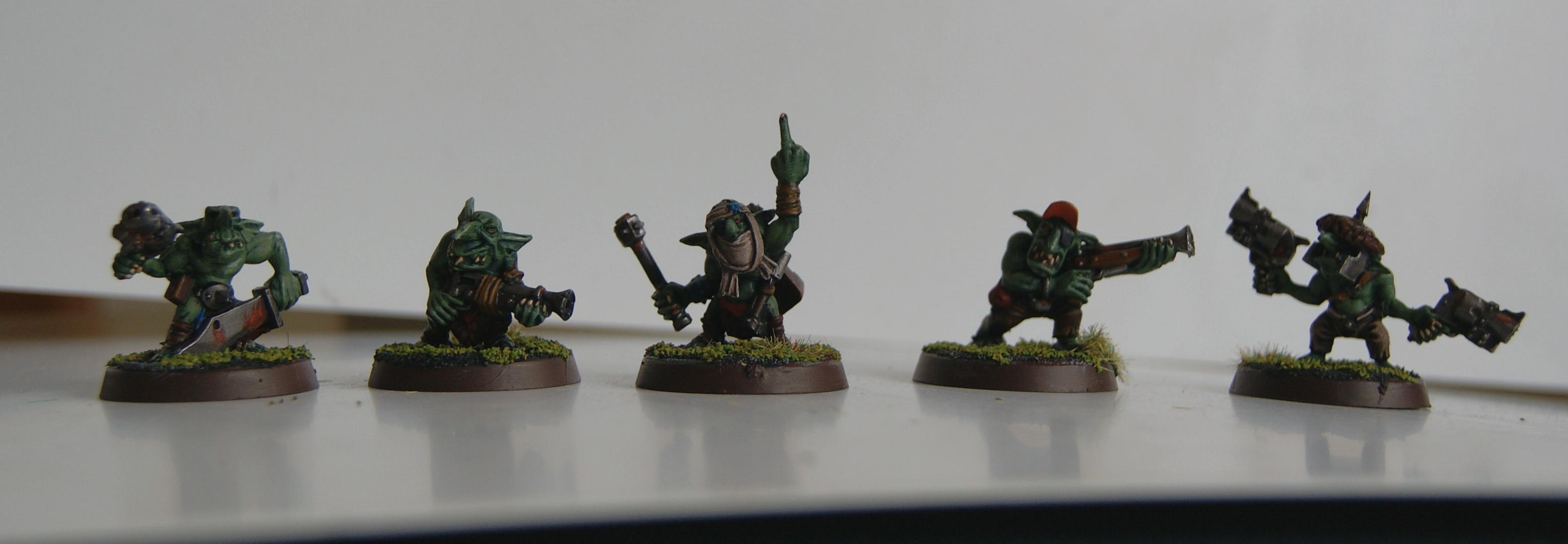 Gretchin, Grot Rebellion, Grot Rebels, Grots, Warhammer 40,000