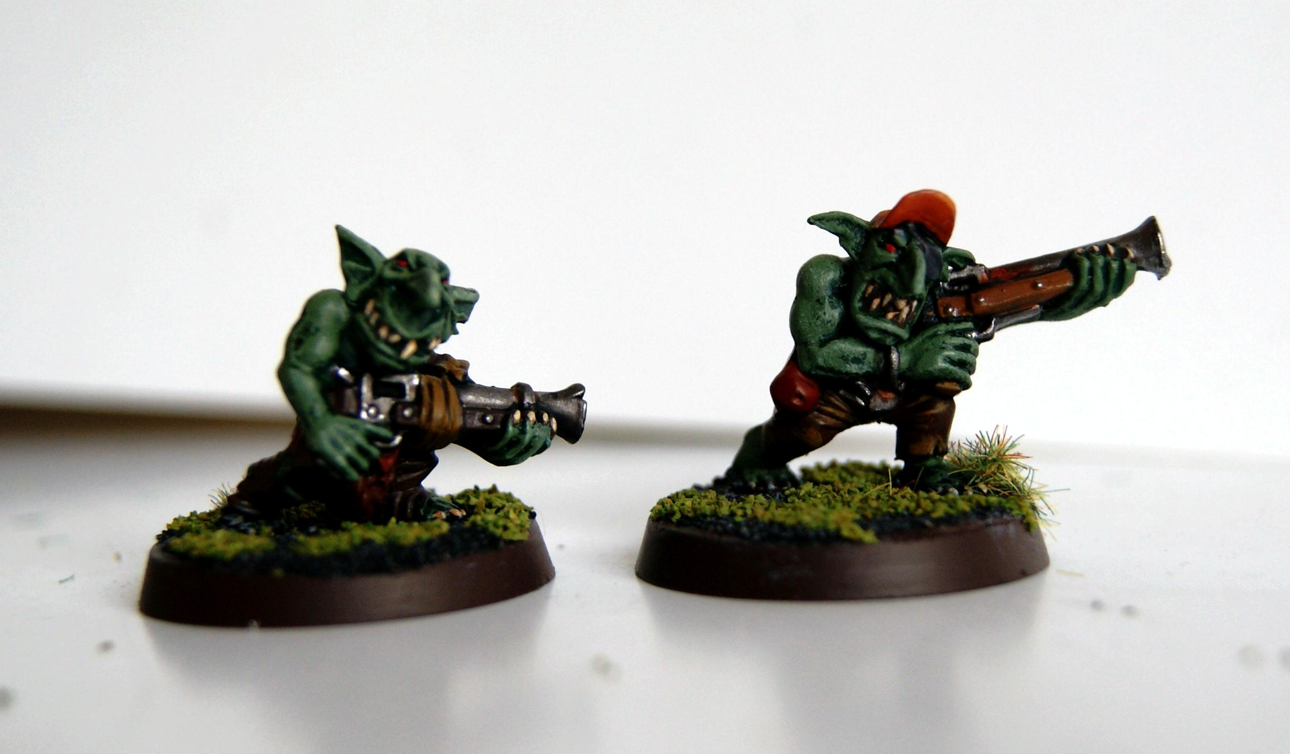Gretchin, Grot Rebellion, Grot Rebels, Grots, Warhammer 40,000