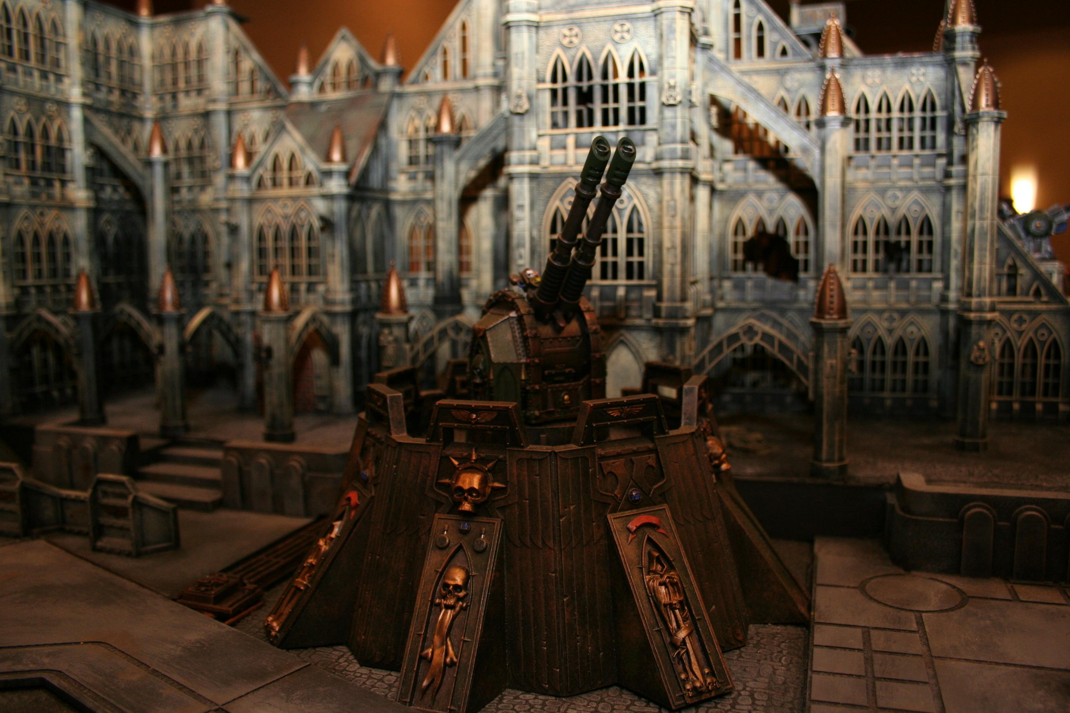 Adepticon 2010, Cityscape