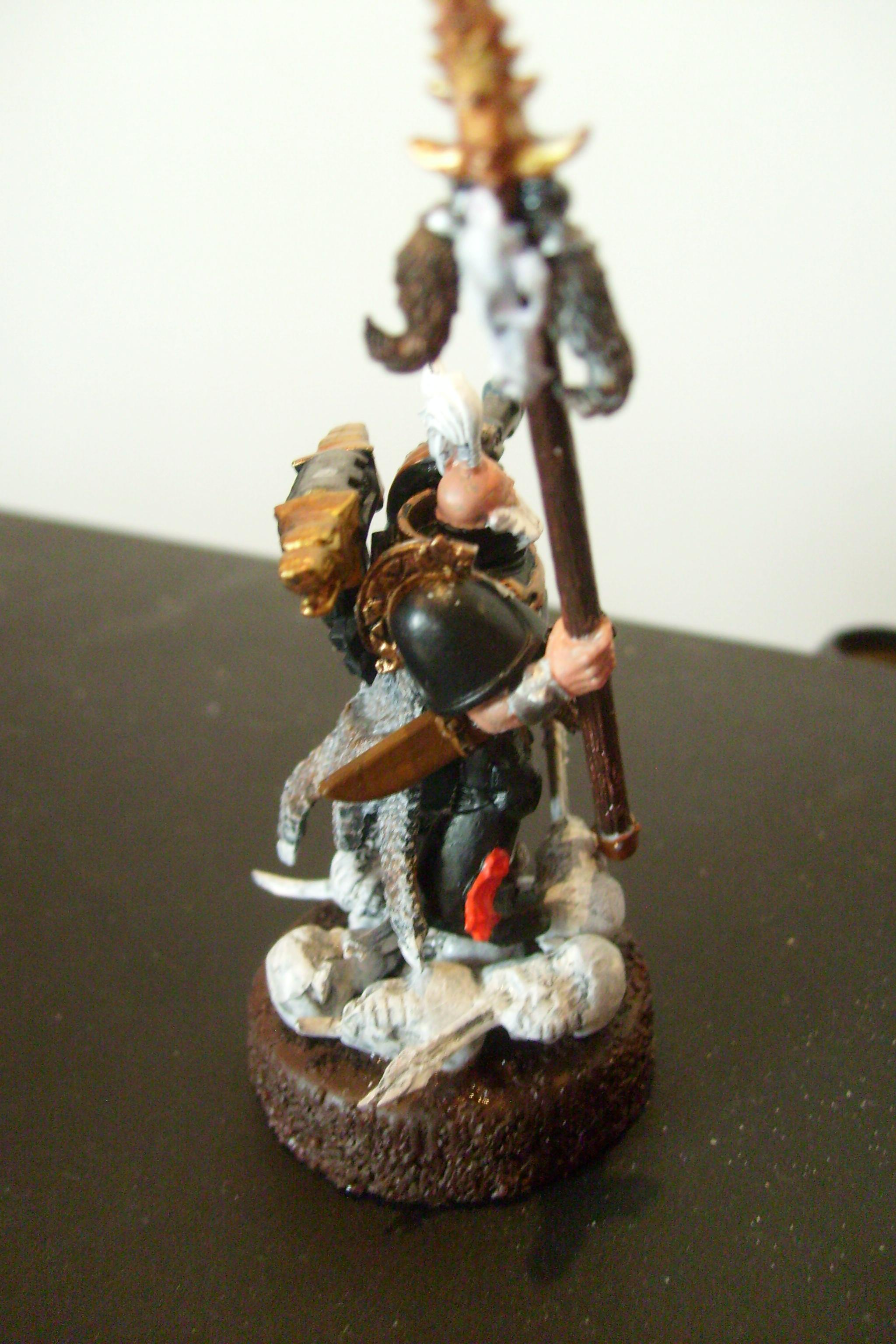 Conversion, Space Marines, Space Wolves, Spacewolves, Wolflord, Wolves