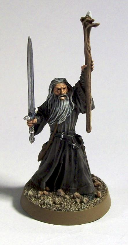 Gandalf The Grey, Hero, Lord Of The Rings